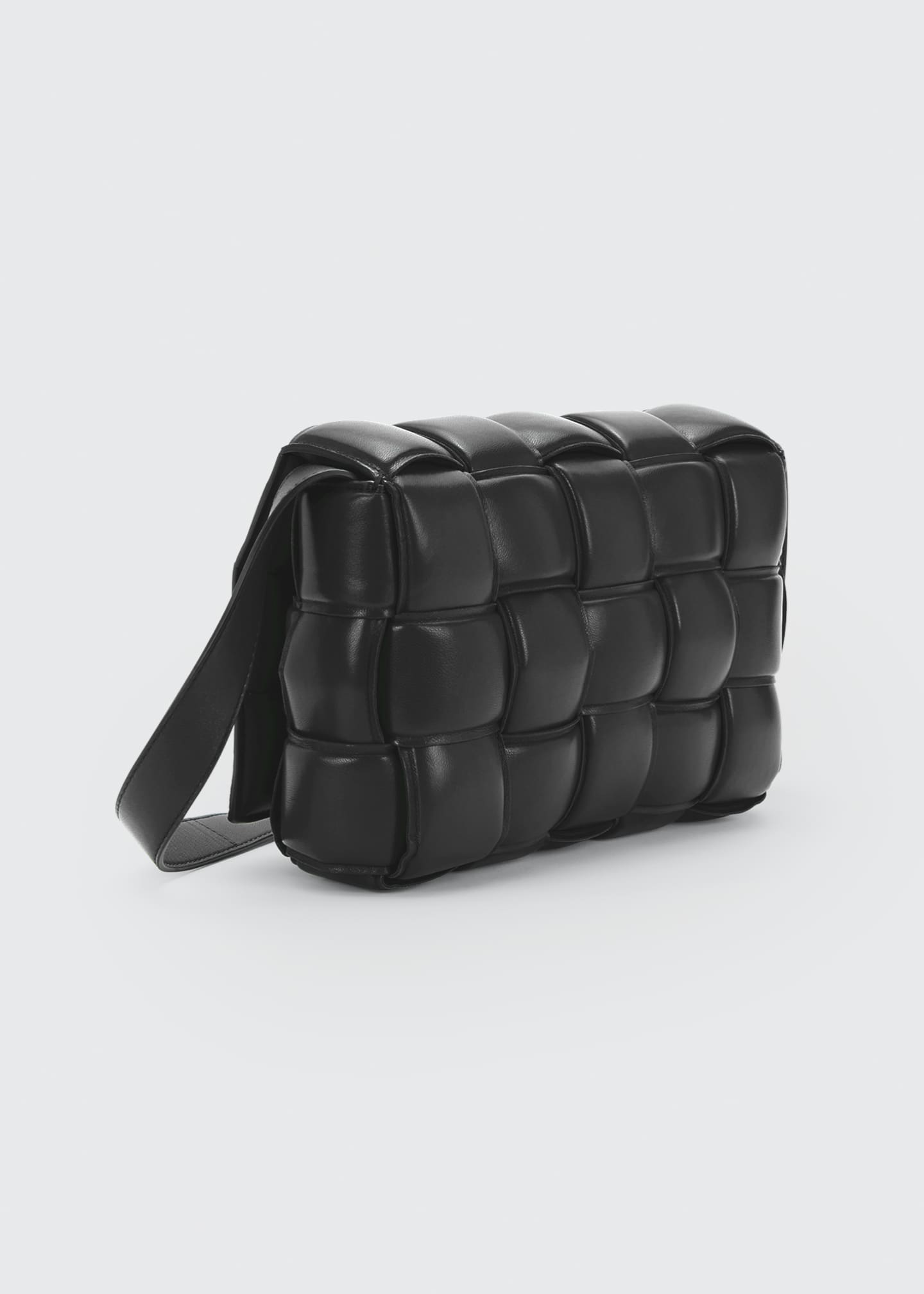 Image 3 of 5: Padded Cassette Crossbody Bag