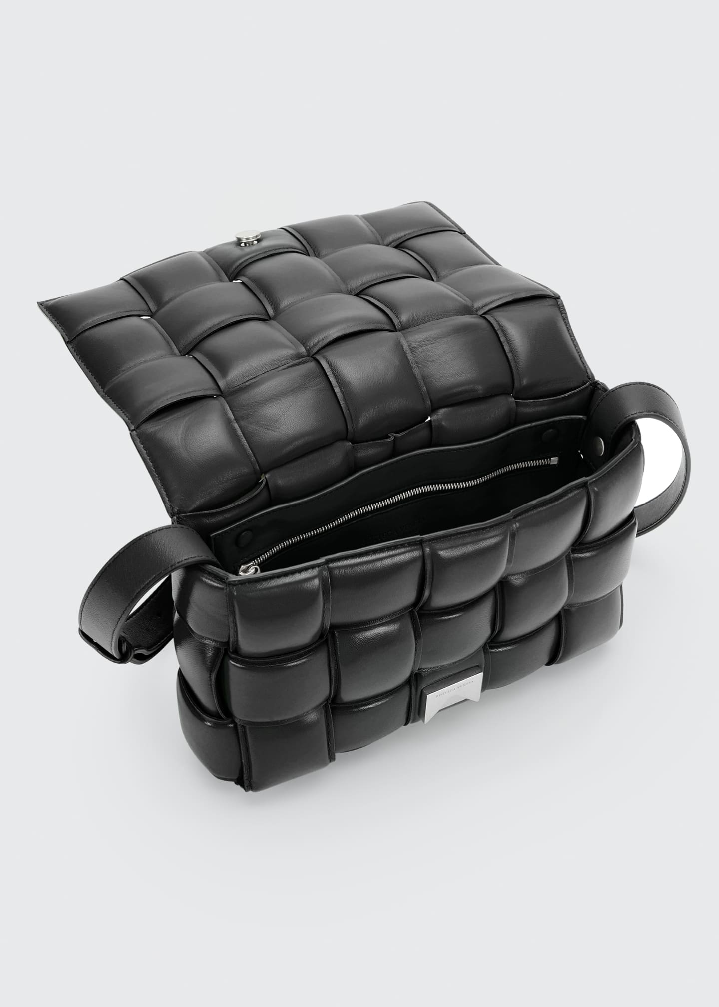 Image 4 of 5: Padded Cassette Crossbody Bag