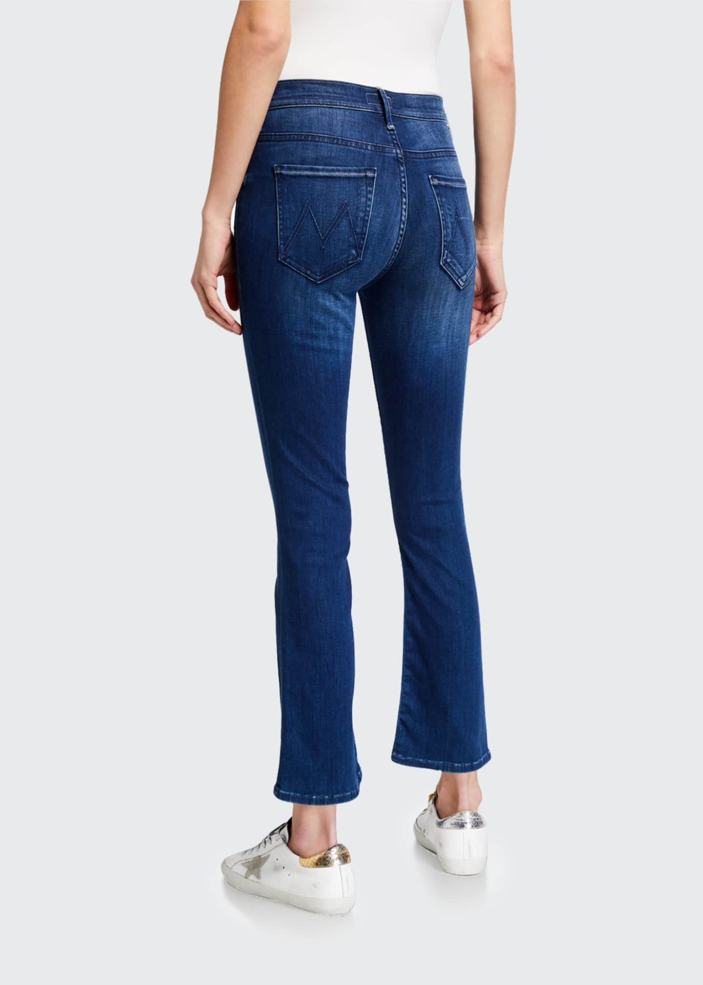 Image 2 of 3: The Insider Ankle Straight-Leg Jeans