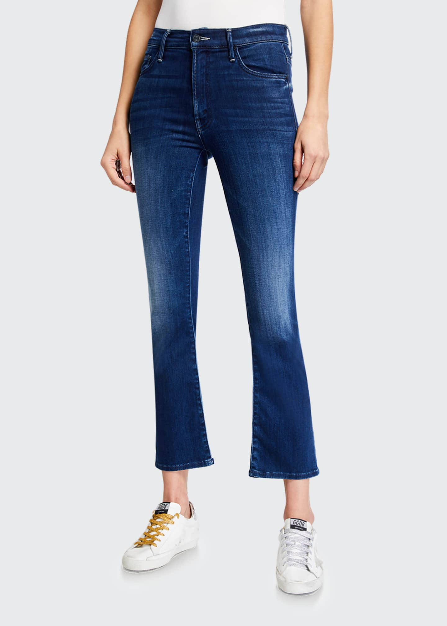 Image 3 of 3: The Insider Ankle Straight-Leg Jeans