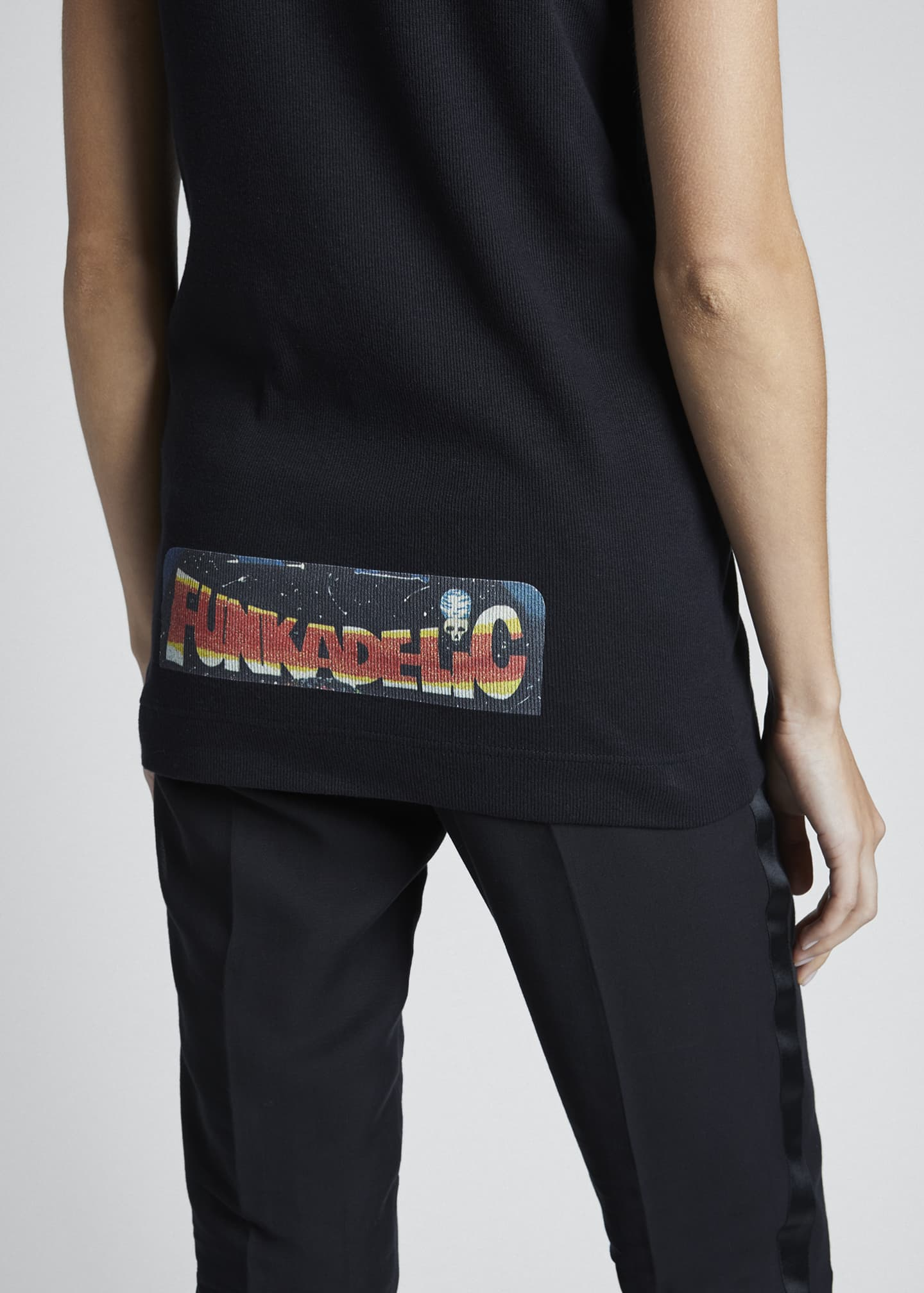 Image 4 of 4: Funkadelic Graphic Muscle Tee