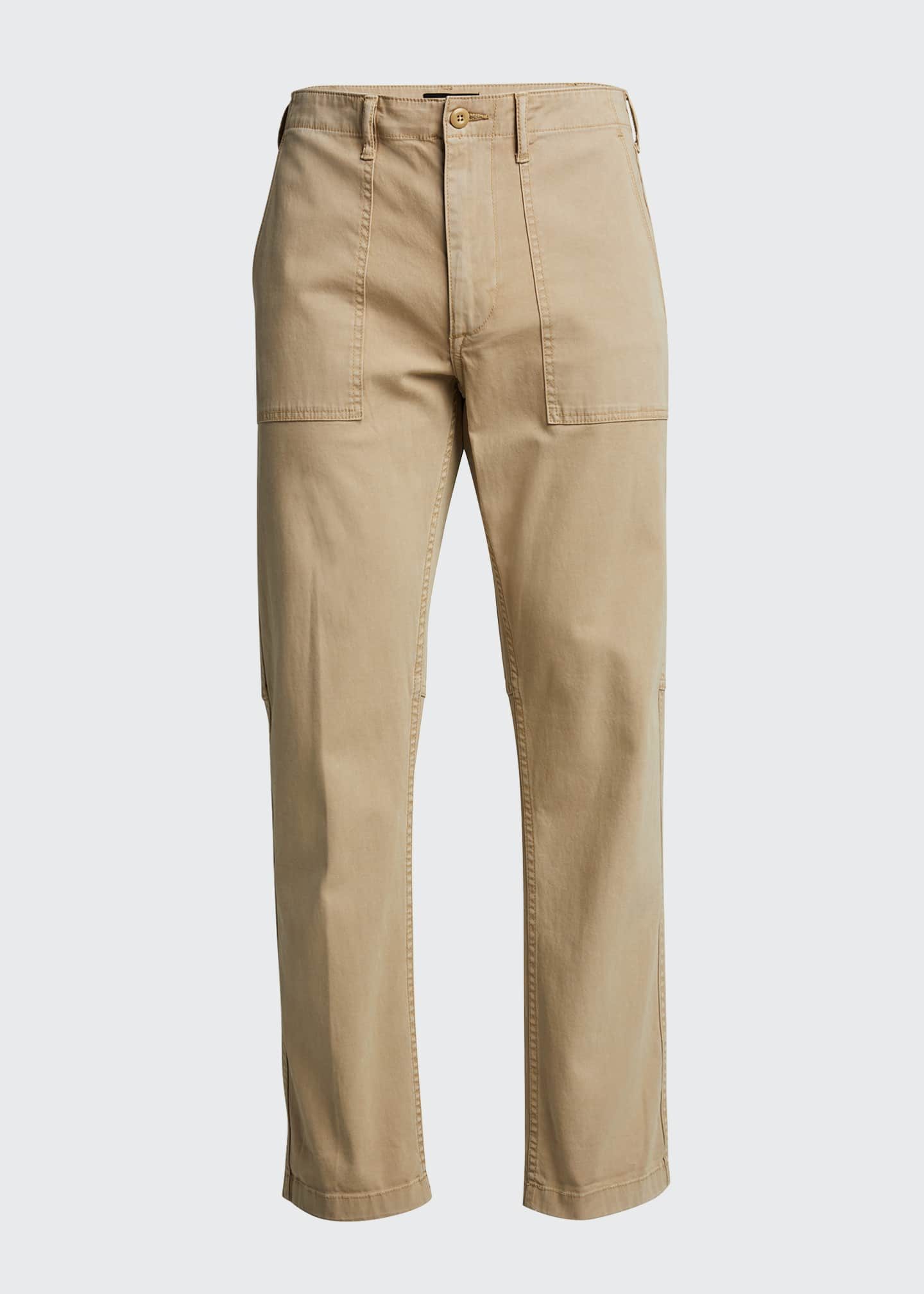 Image 5 of 5: Men's Utility Twill Pants