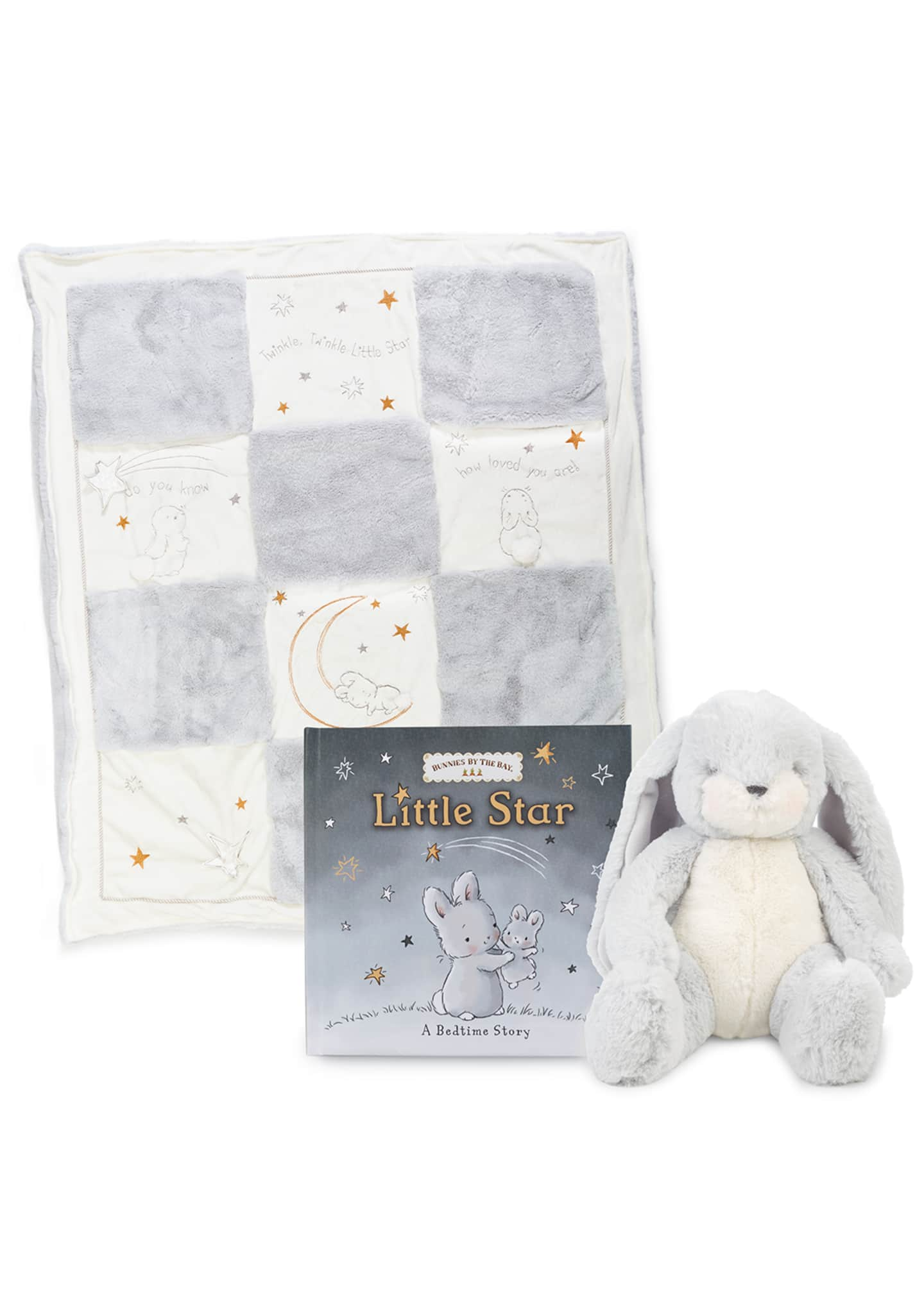 Bunnies by the Bay Little Star Quilt Heirloom