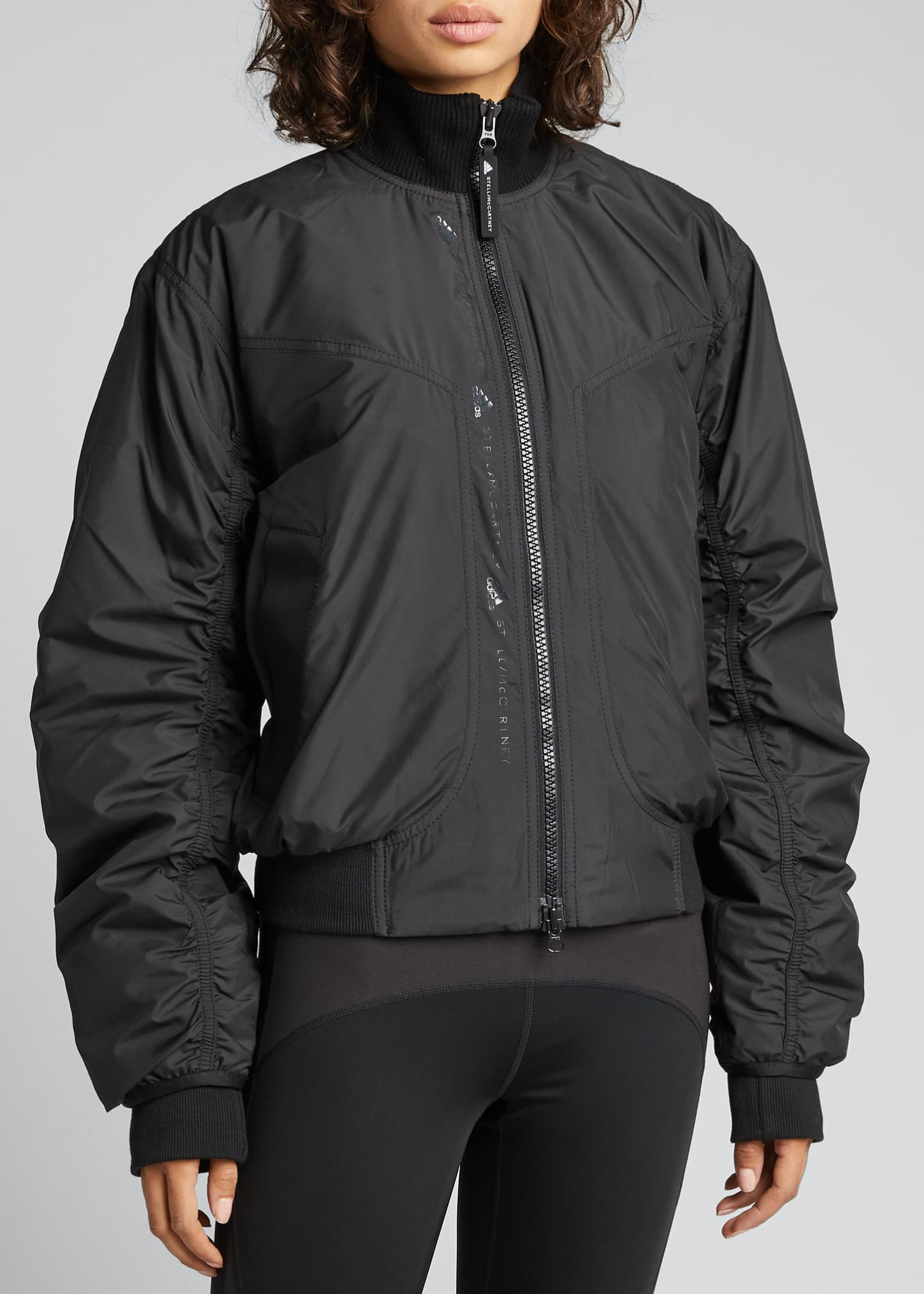 Image 3 of 5: Bomber Jacket