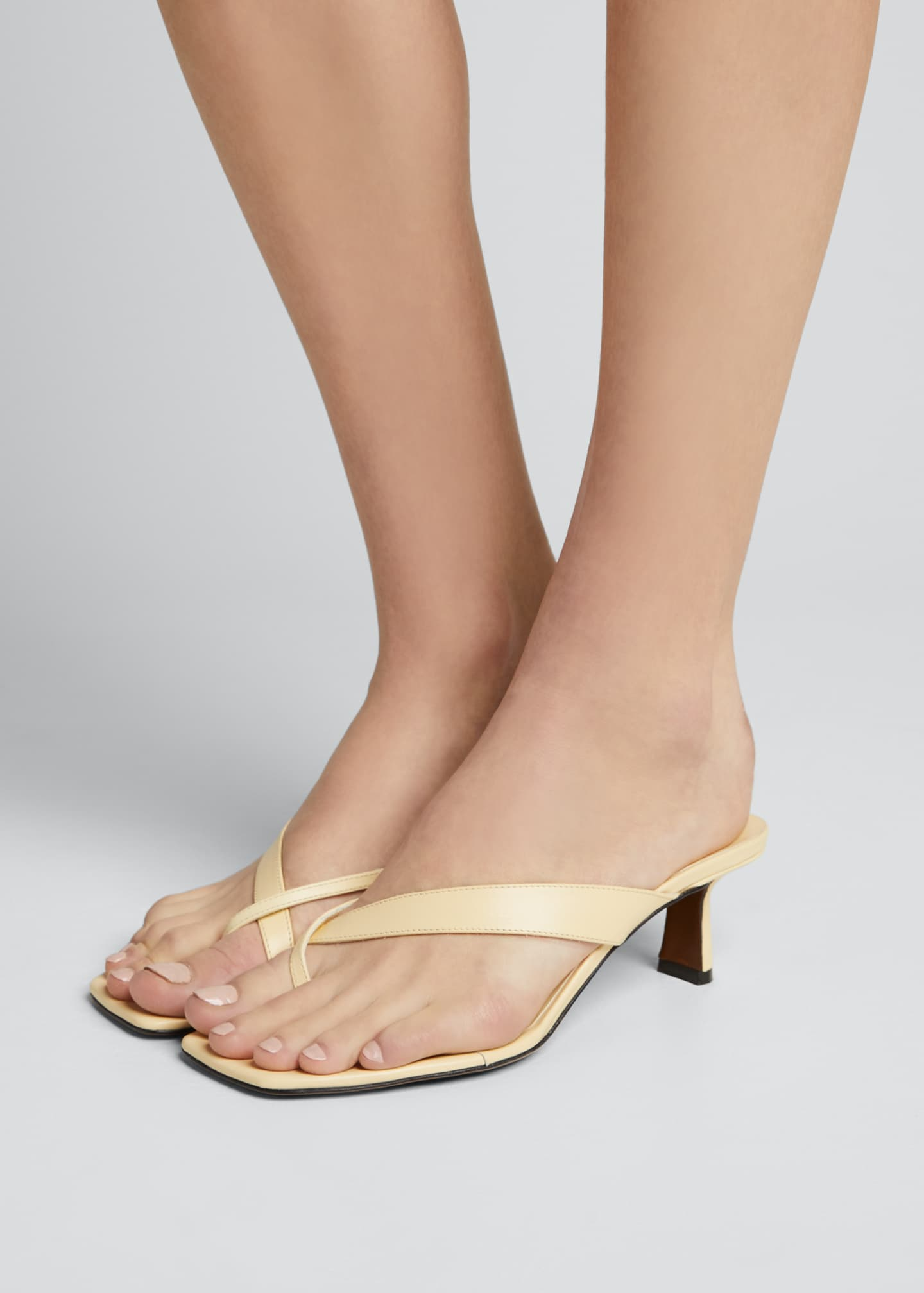 Image 2 of 5: Florae 55mm Crisscross Slide Sandals
