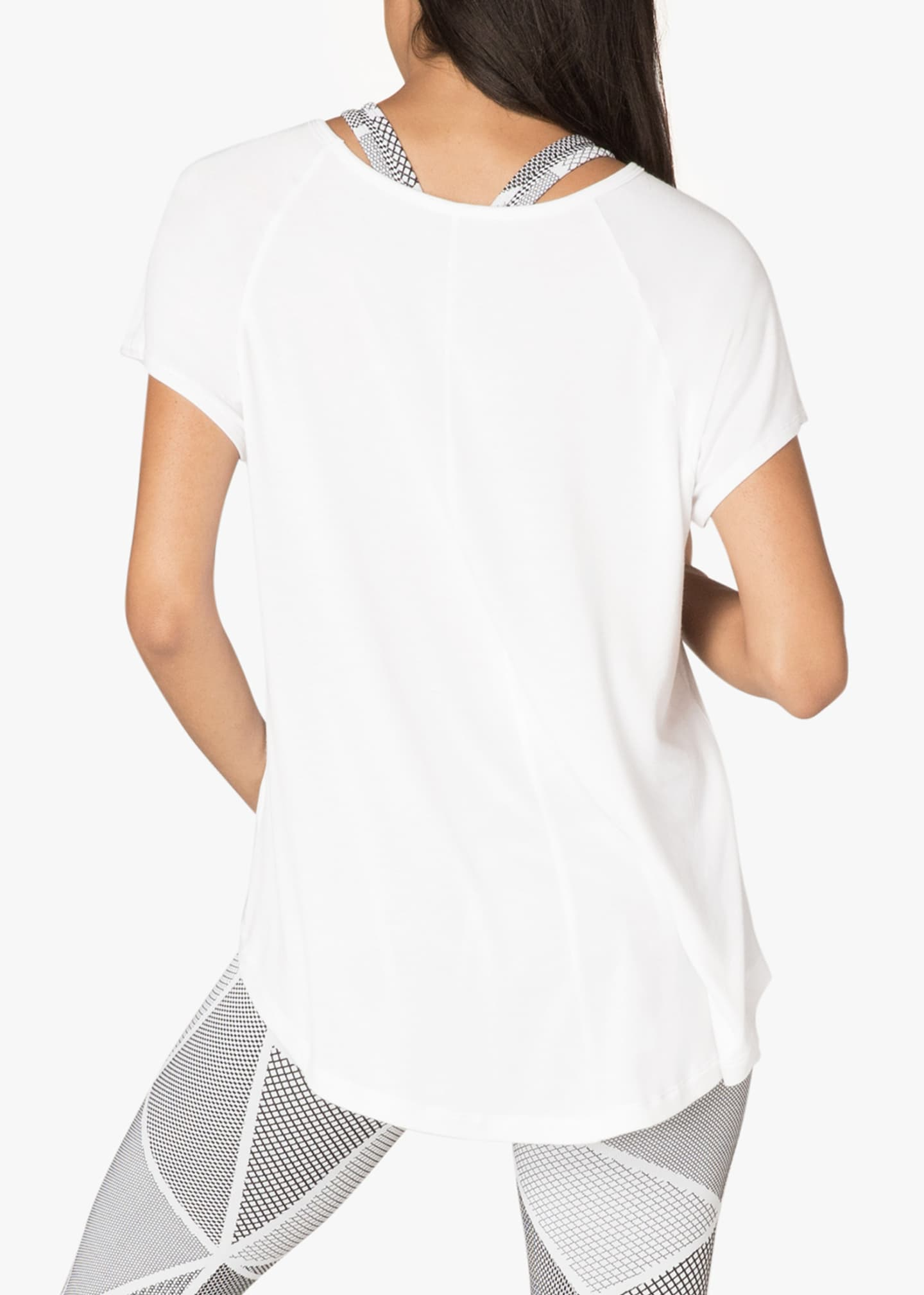 Image 2 of 3: Slink Out Loud High-Low Tee