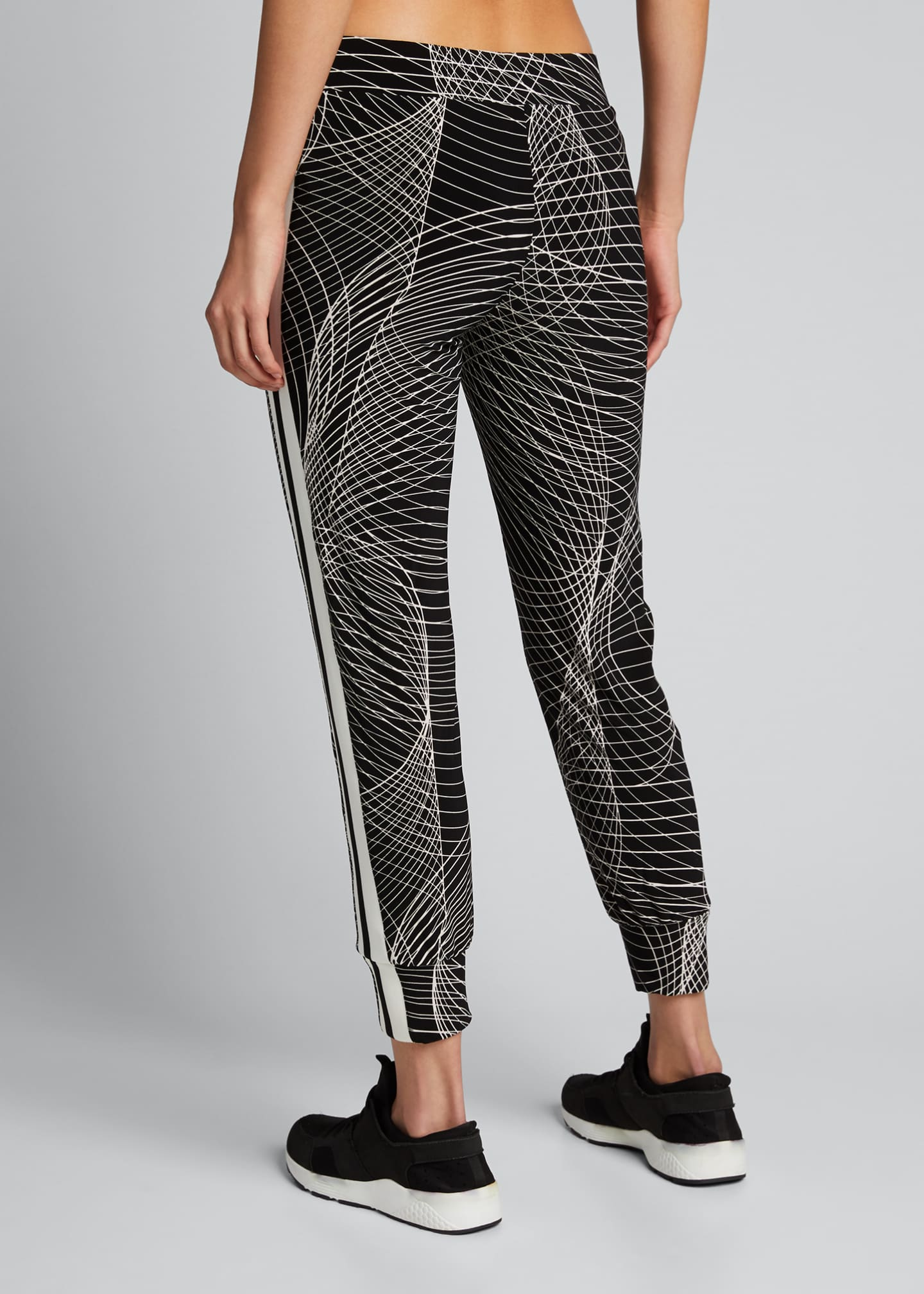 Image 2 of 5: Side-Stripe Jogger Pants