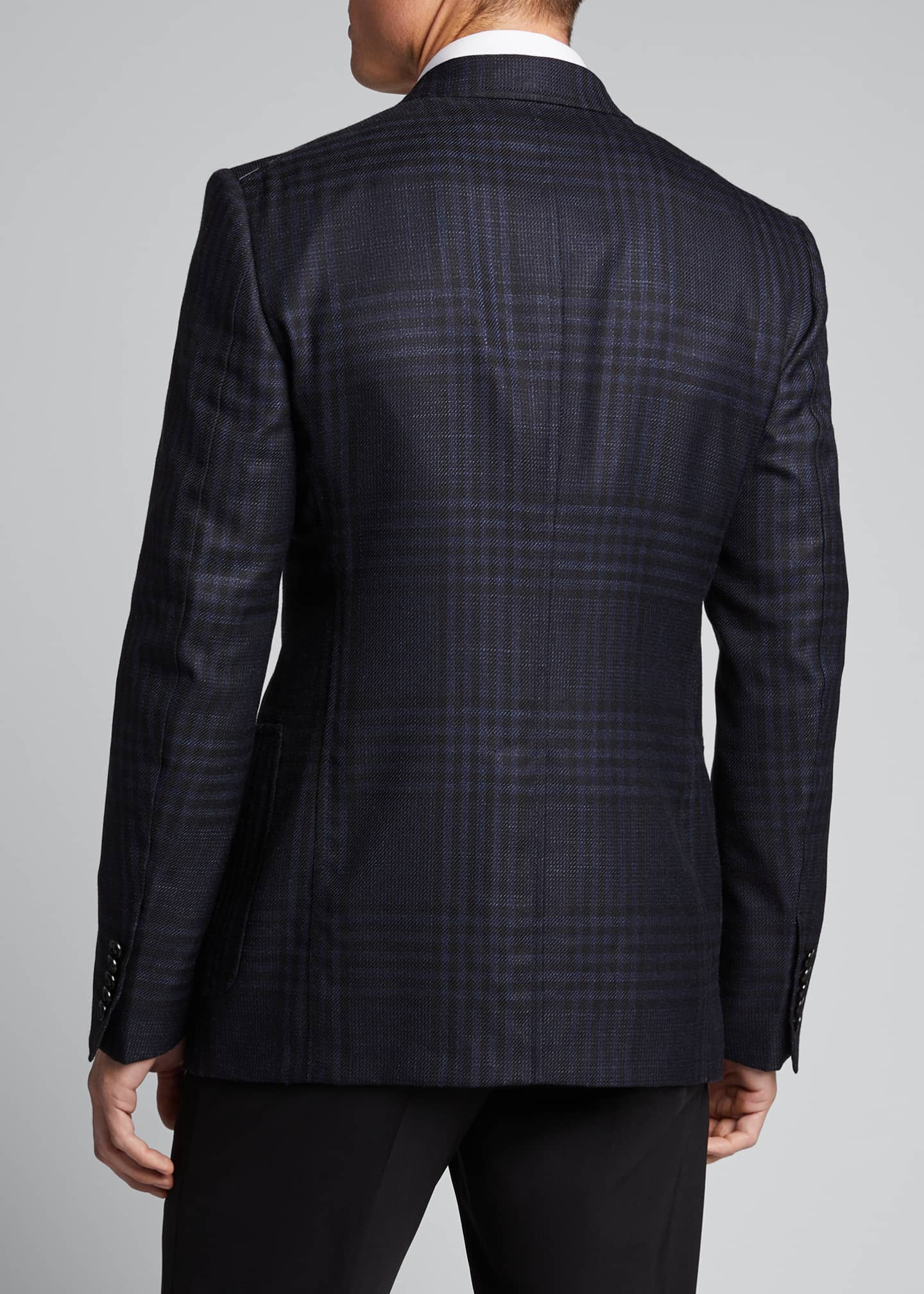 Image 2 of 4: Men's Shelton Grand Check Sport Jacket
