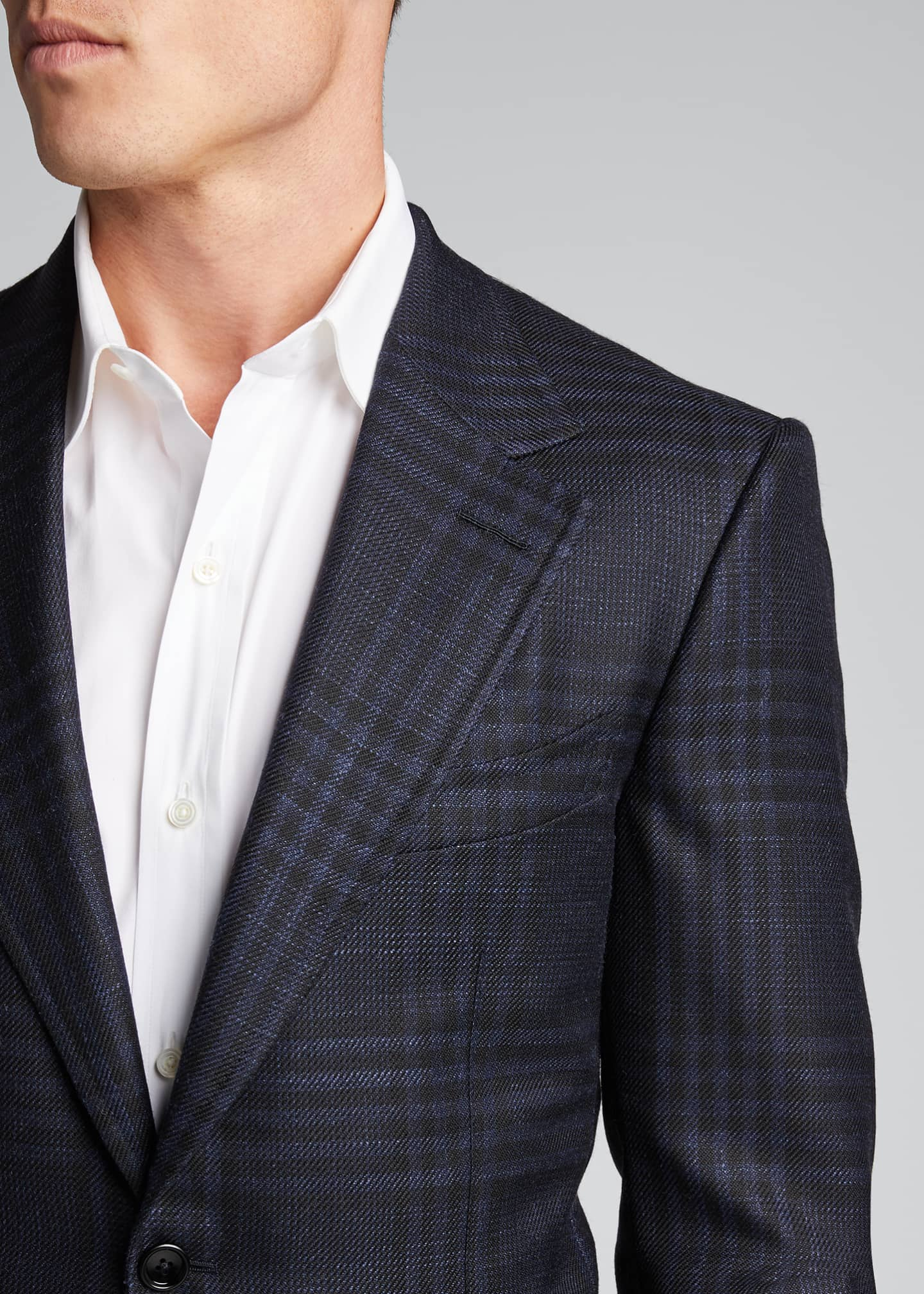 Image 4 of 4: Men's Shelton Grand Check Sport Jacket