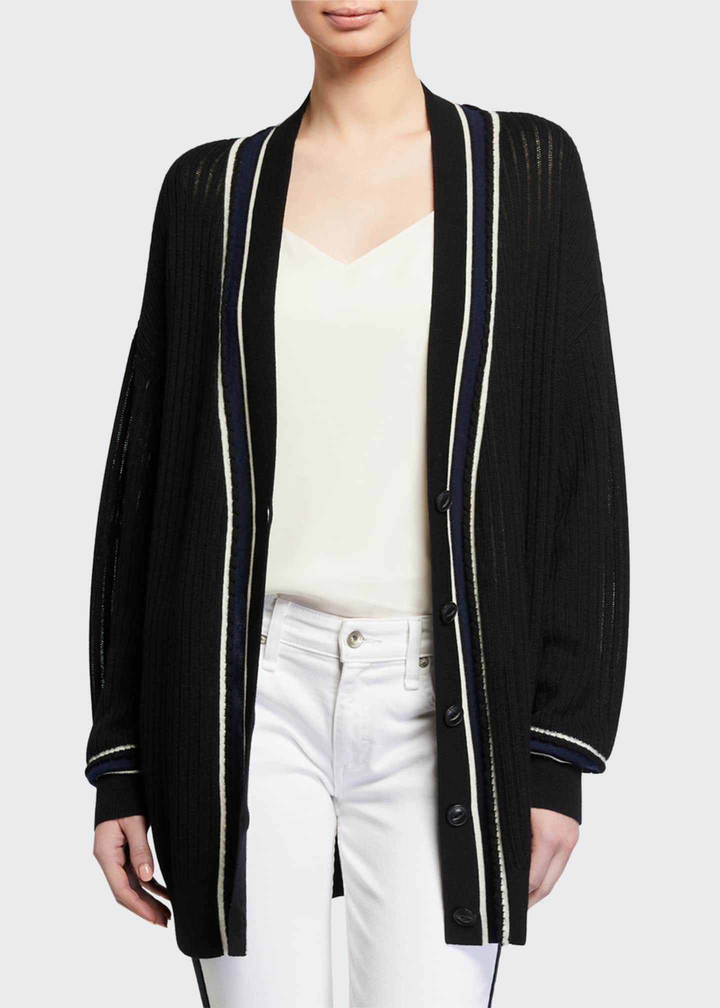 Image 1 of 2: Dianna Oversized Cardigan