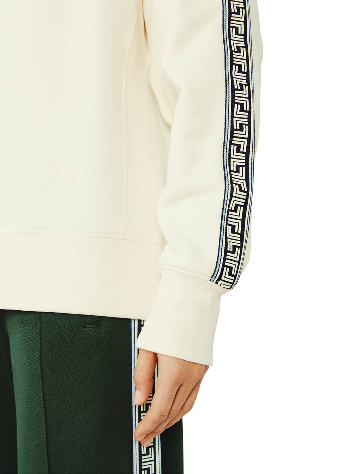 Image 3 of 4: French Terry Geo T Sweatshirt