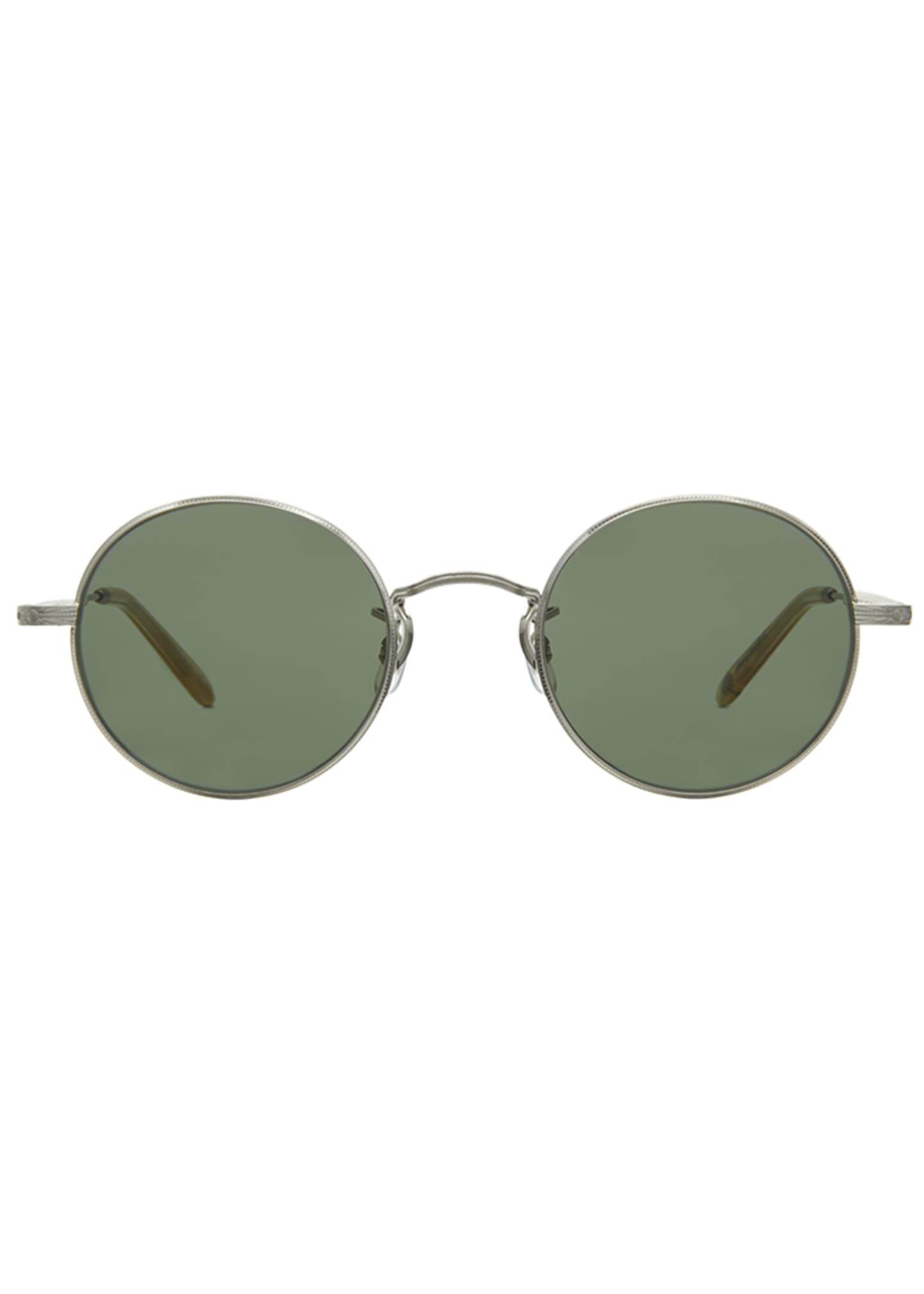 Image 2 of 2: Men's Lovers 46 Round Sunglasses