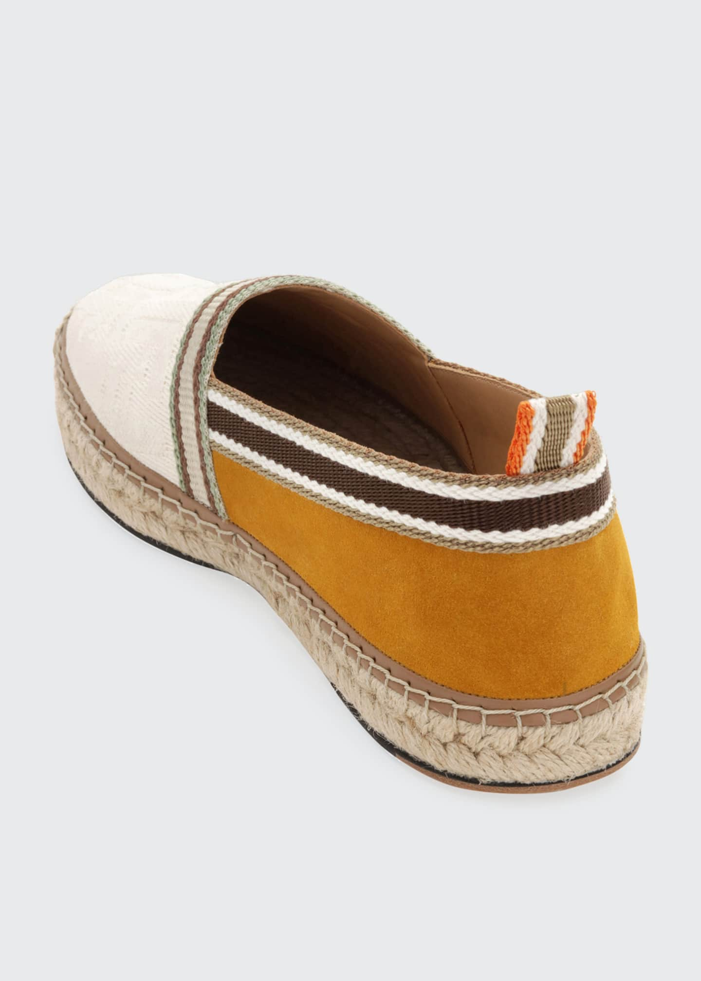 Image 3 of 4: Men's Colorblock FF Espadrilles