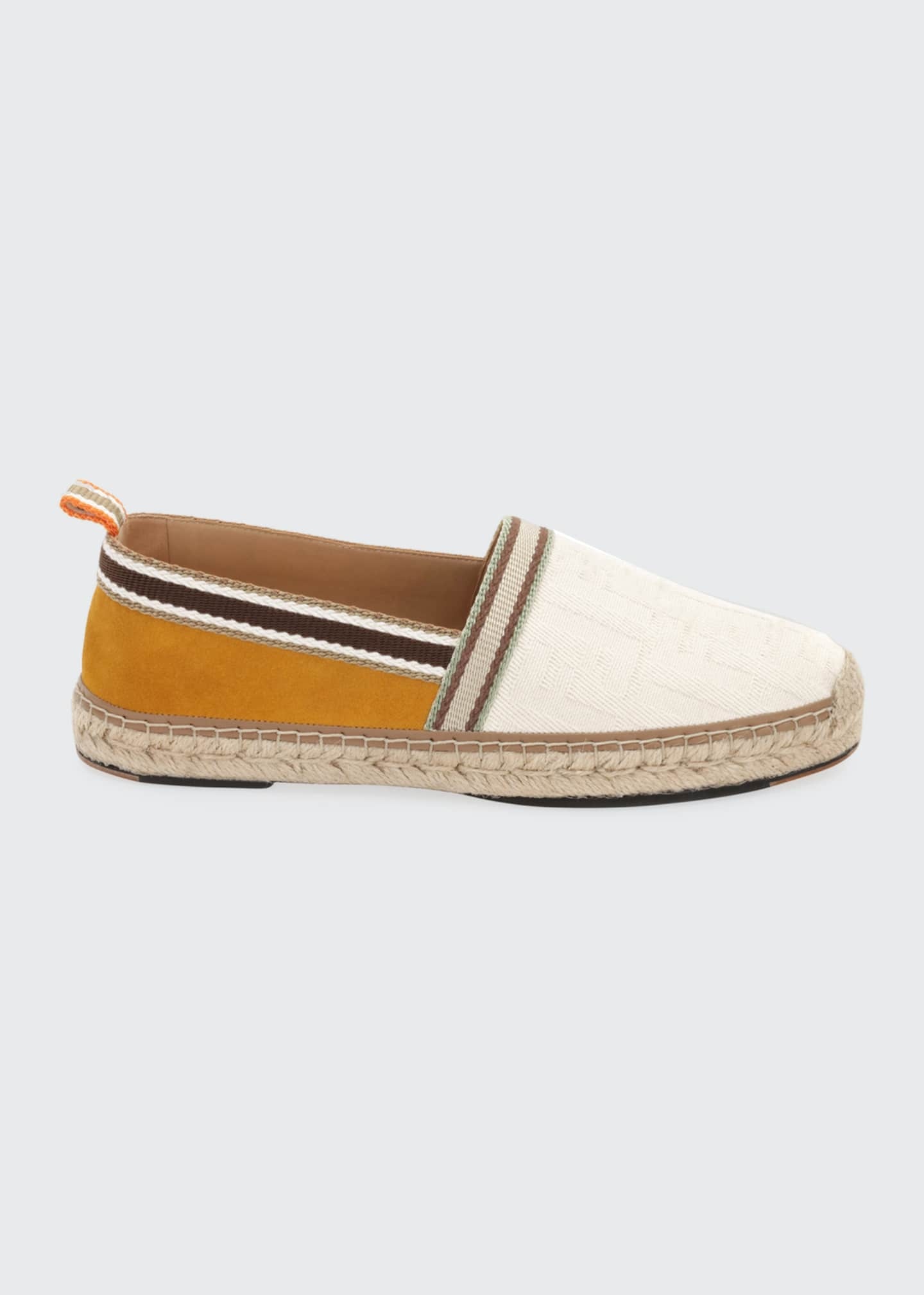 Men's Colorblock FF Espadrilles