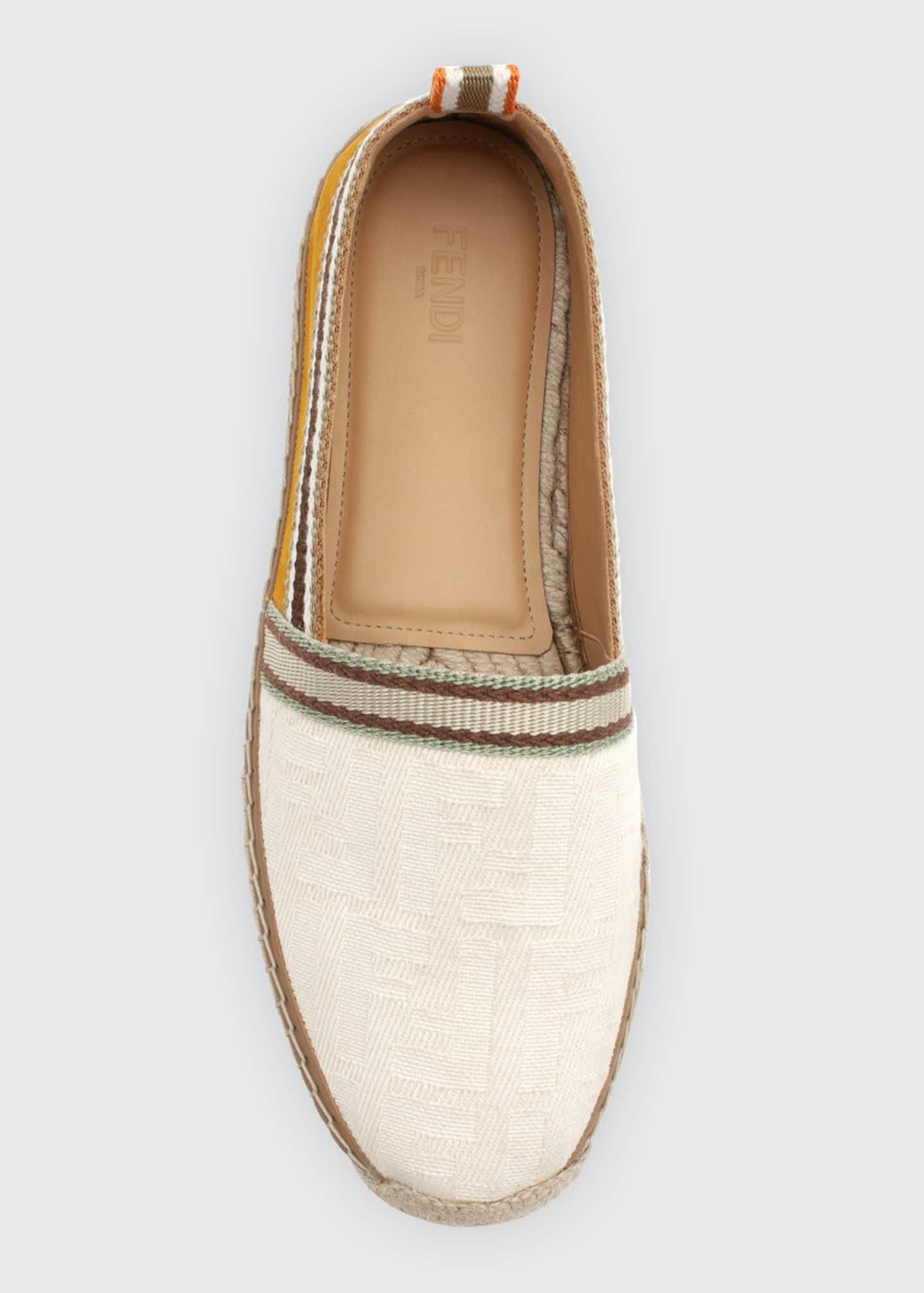 Image 4 of 4: Men's Colorblock FF Espadrilles