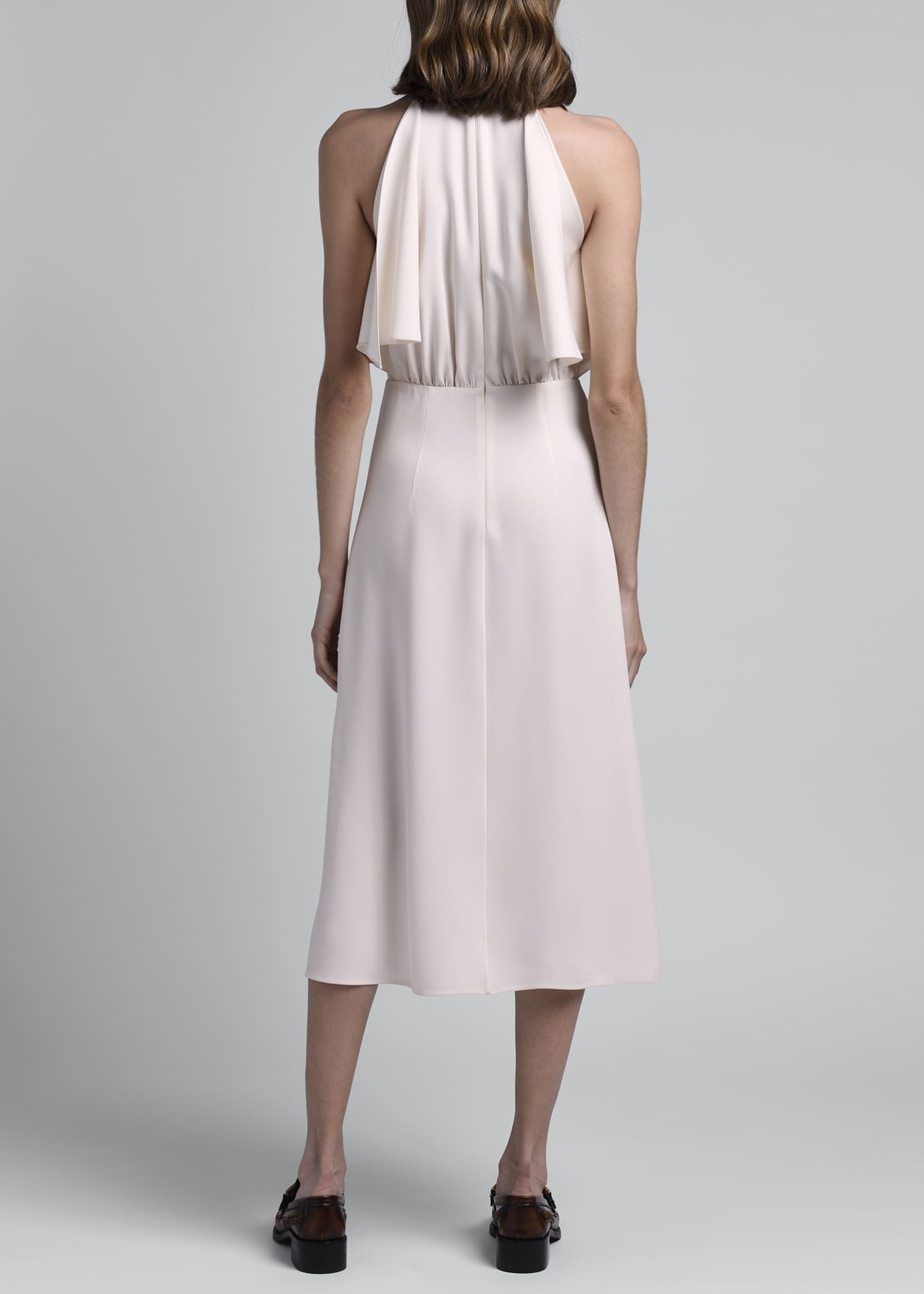 Image 2 of 3: Sable Raso High-Neck Sleeveless Dress