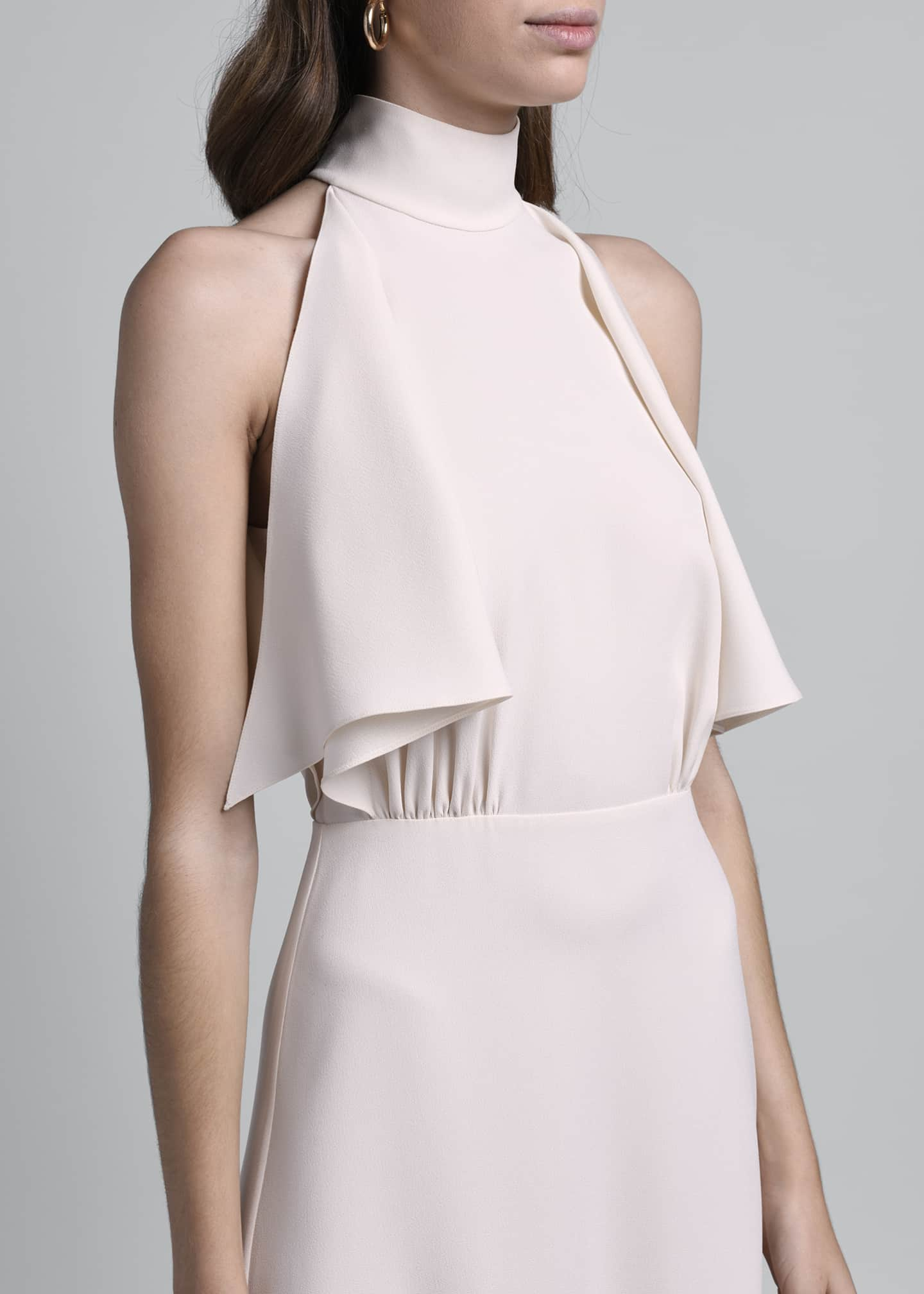Image 3 of 3: Sable Raso High-Neck Sleeveless Dress