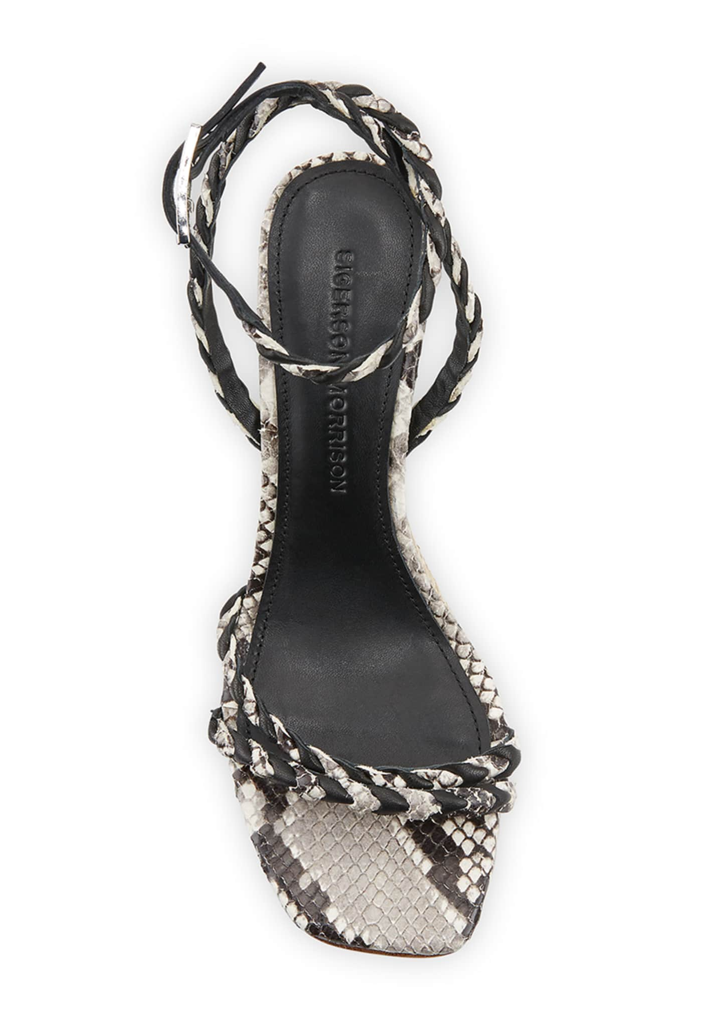 Image 3 of 5: Justice Wedge Sandals