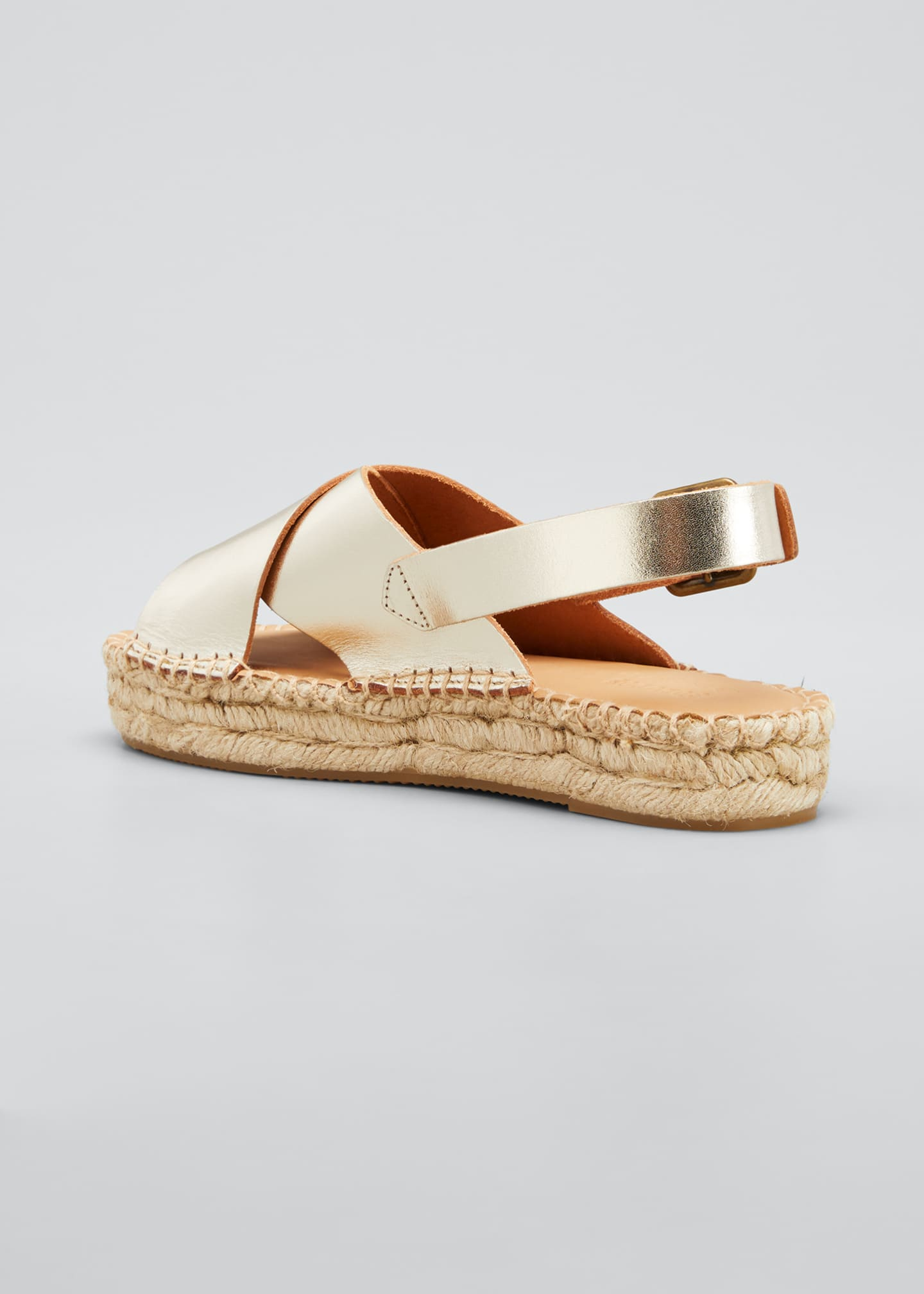 Image 2 of 3: Eloise Espadrille Sandals