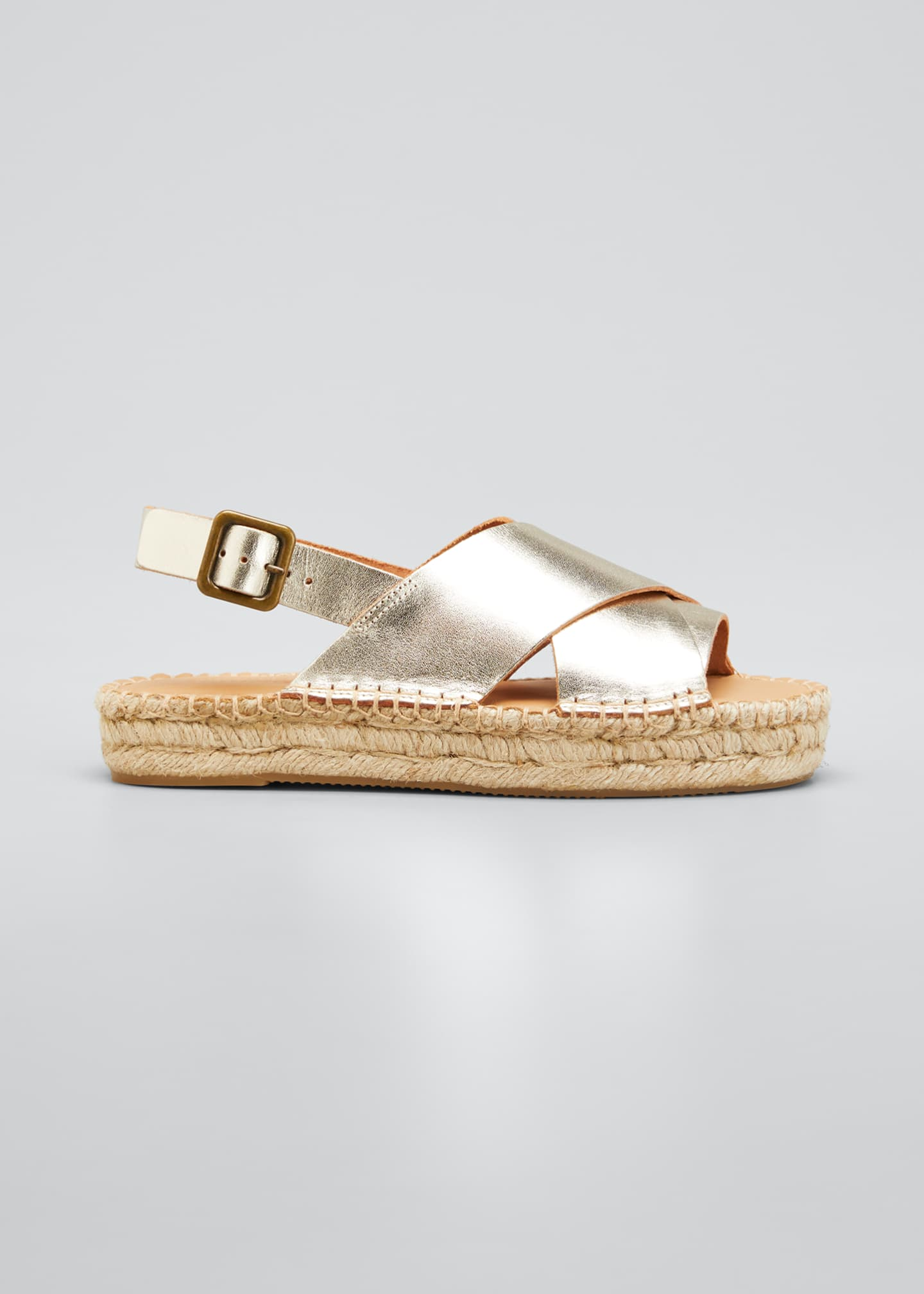Image 1 of 3: Eloise Espadrille Sandals