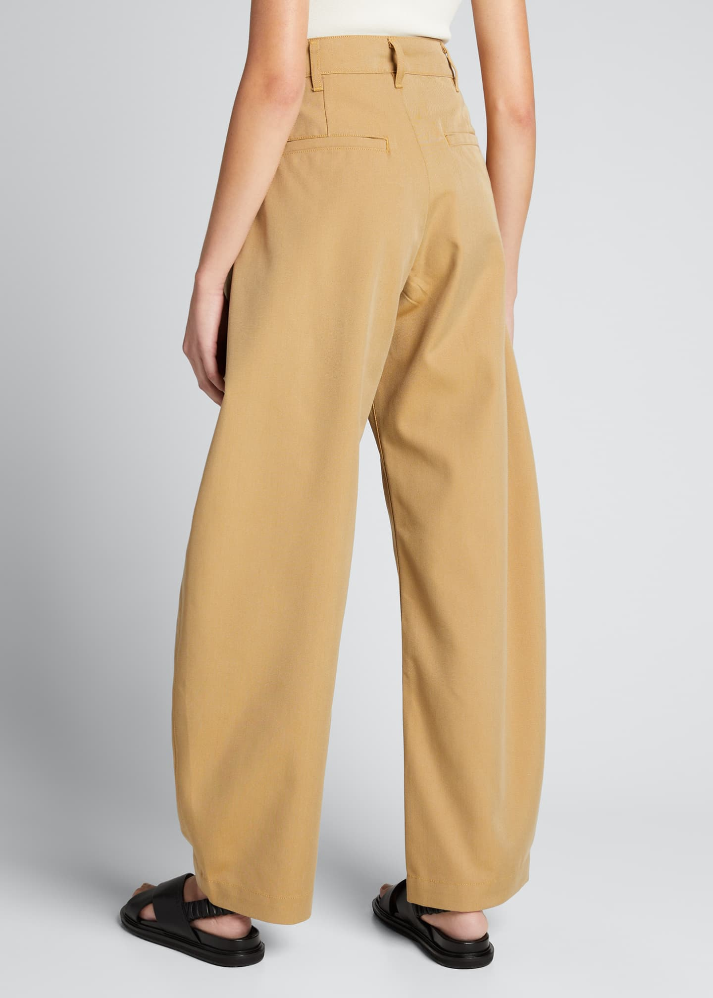 Image 2 of 5: The Low Curve Trousers
