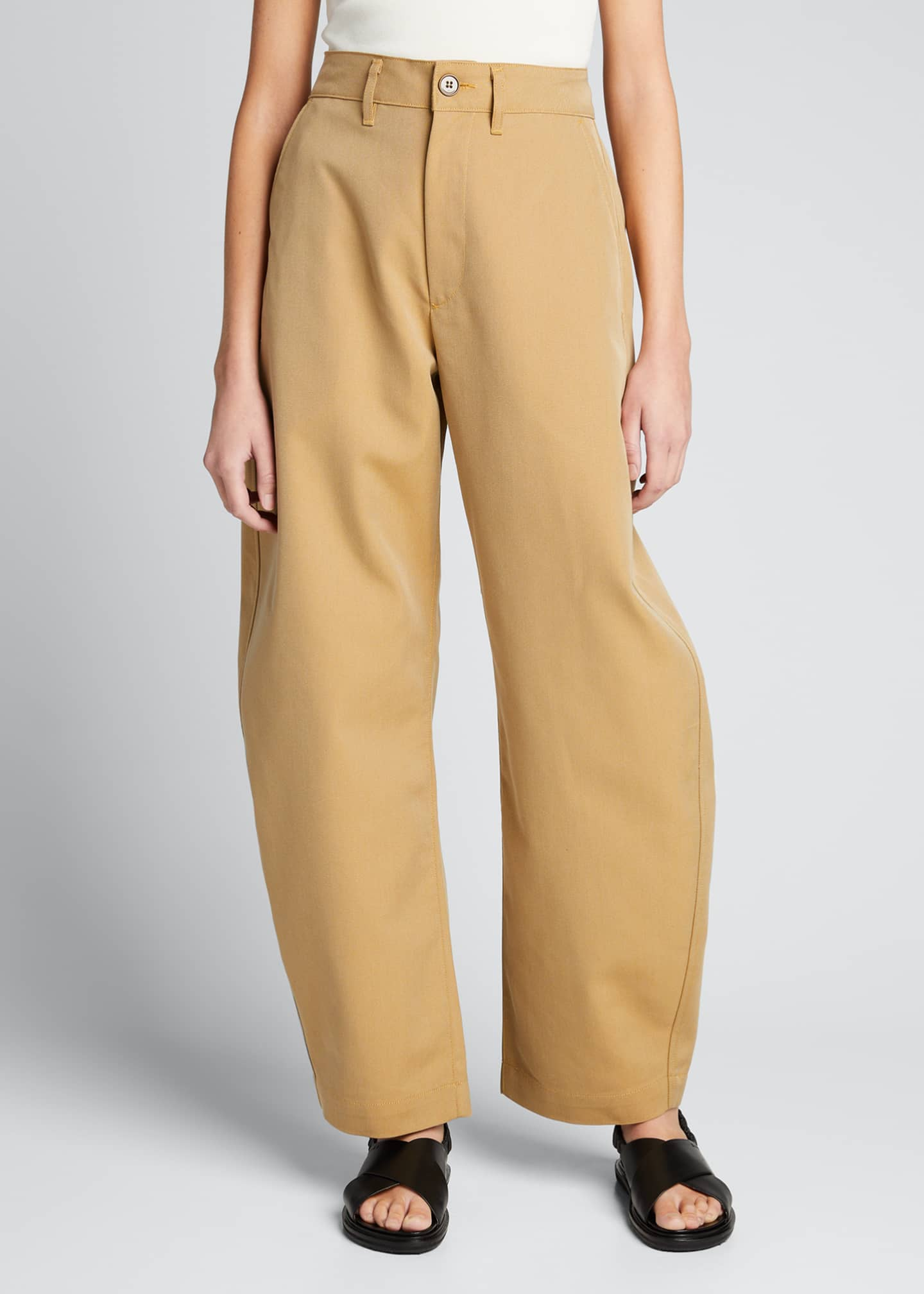 Image 3 of 5: The Low Curve Trousers