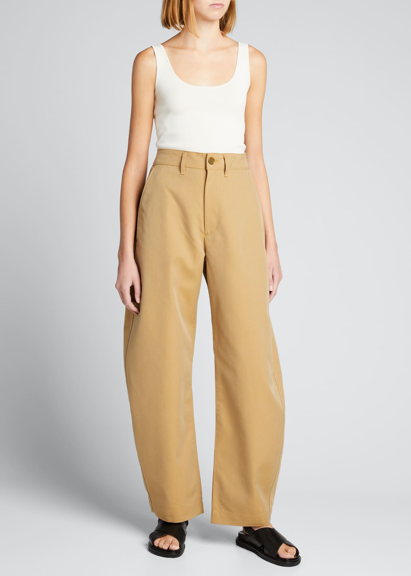 Image 1 of 5: The Low Curve Trousers
