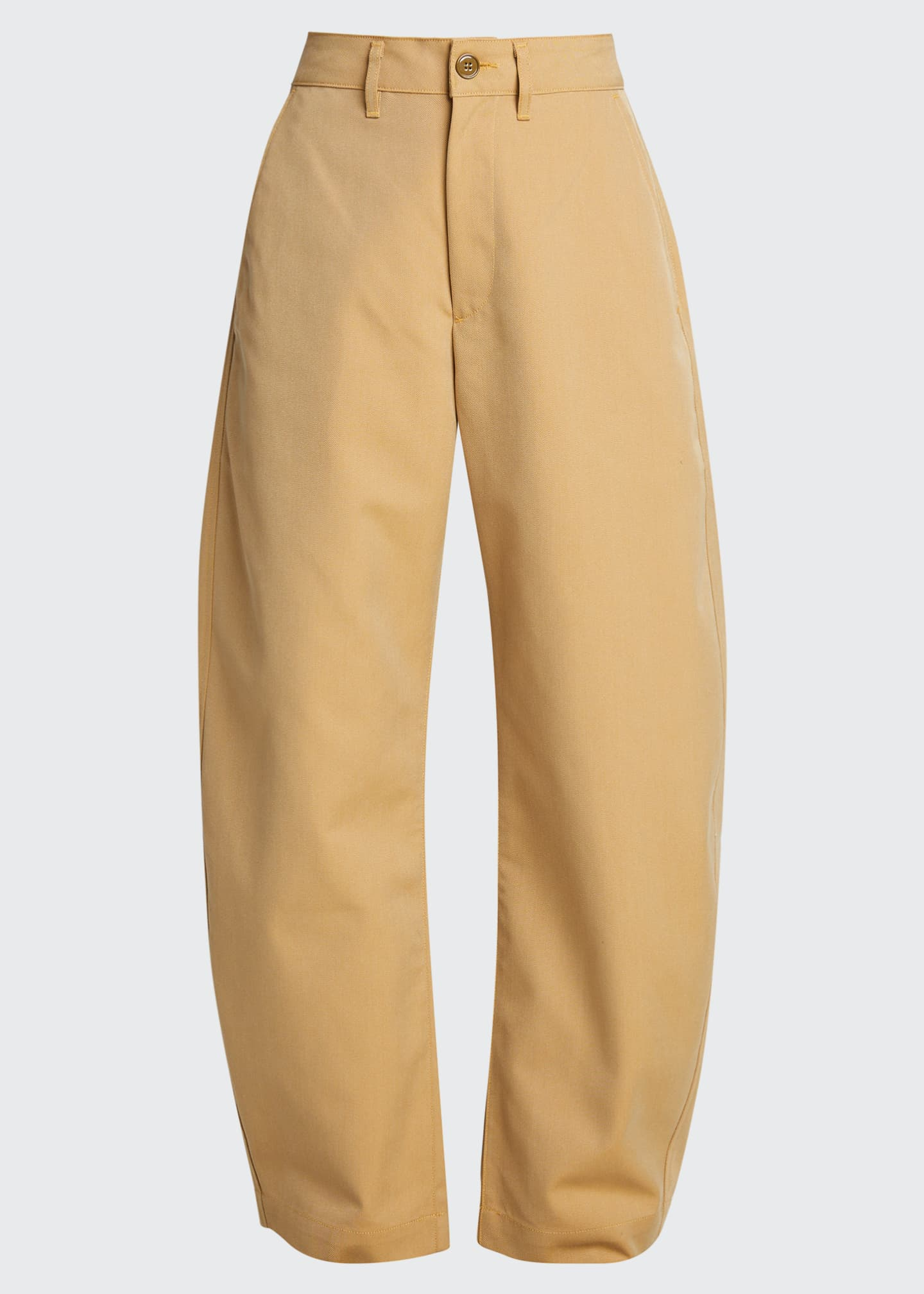 Image 5 of 5: The Low Curve Trousers