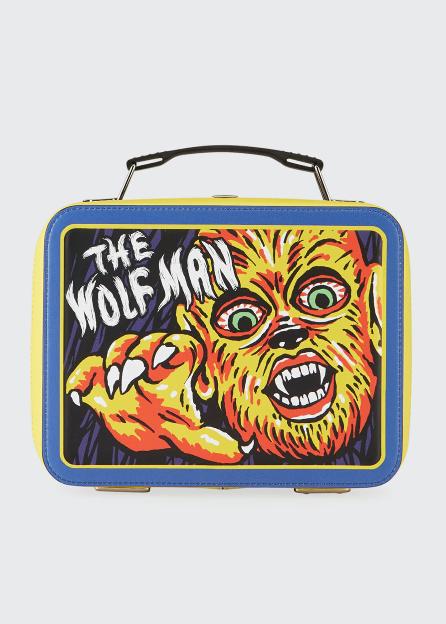 Image 1 of 4: Men's x Universal Studios The Wolf Man Lunch Box Shoulder Bag