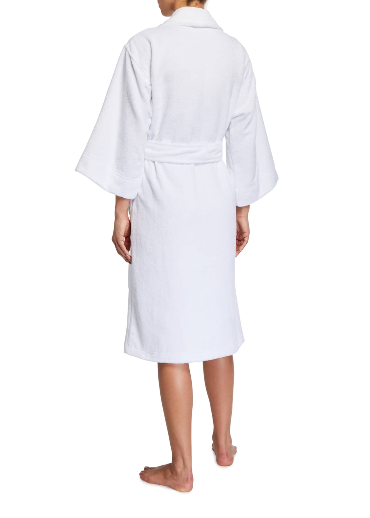 Image 2 of 2: Beach Terry Robe