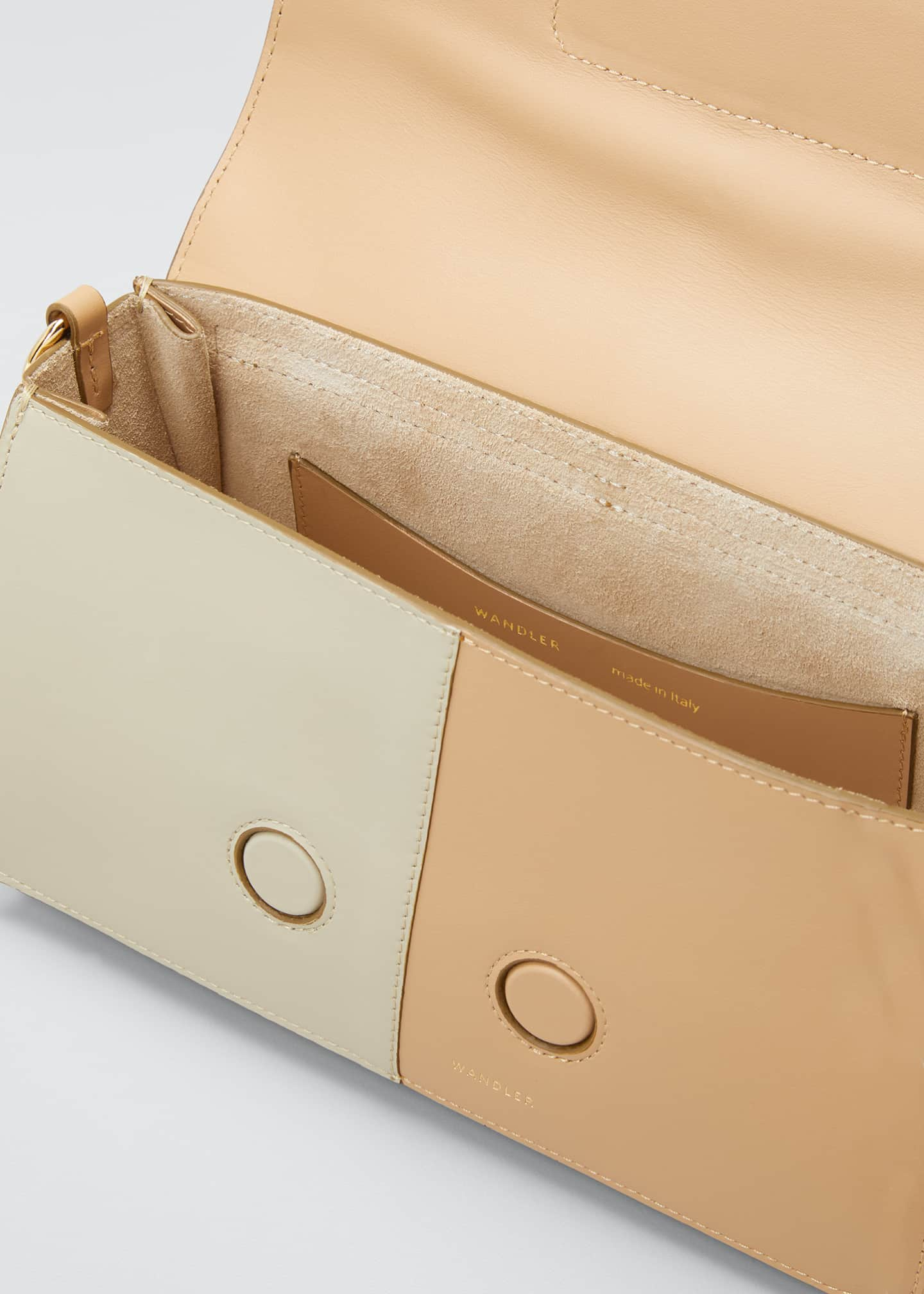 Image 4 of 5: Georgia Bicolor Shoulder Bag