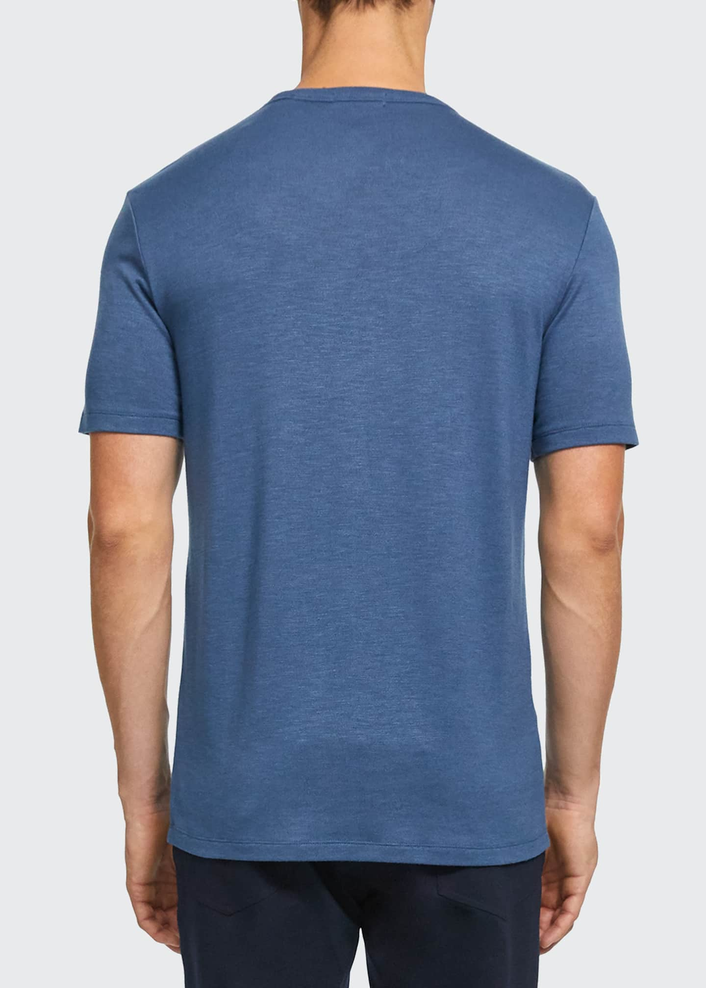Image 2 of 2: Men's Anemone Essential T-Shirt