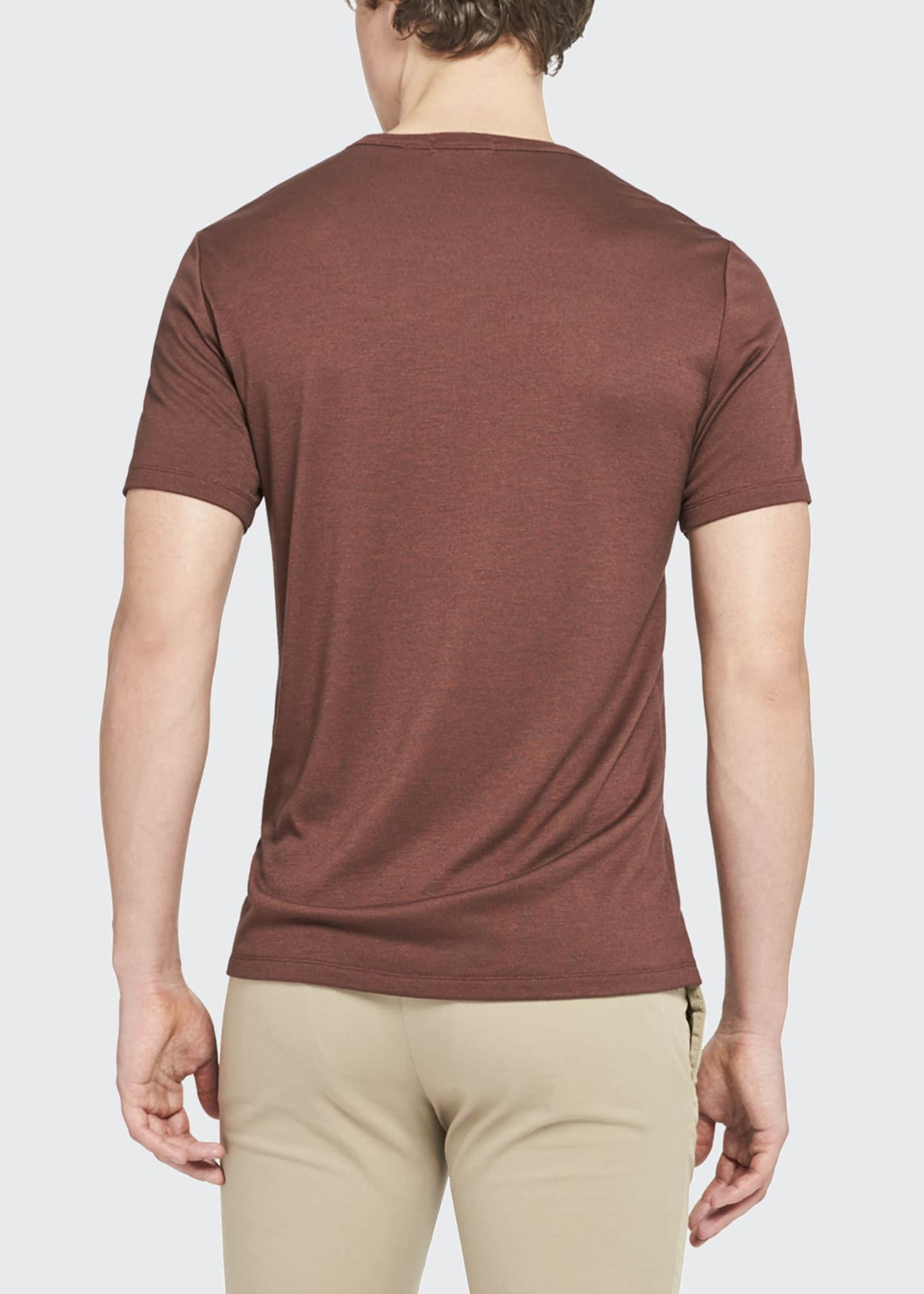 Image 2 of 3: Men's Anemone Essential T-Shirt