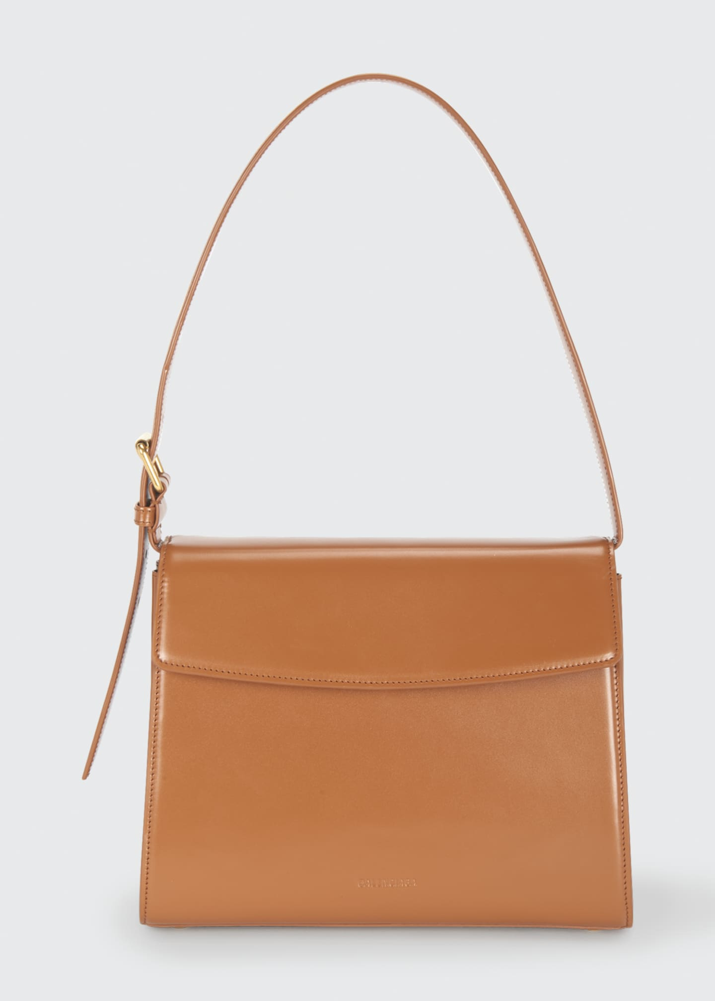 Image 1 of 5: Ghost Flap-Top Shoulder Bag