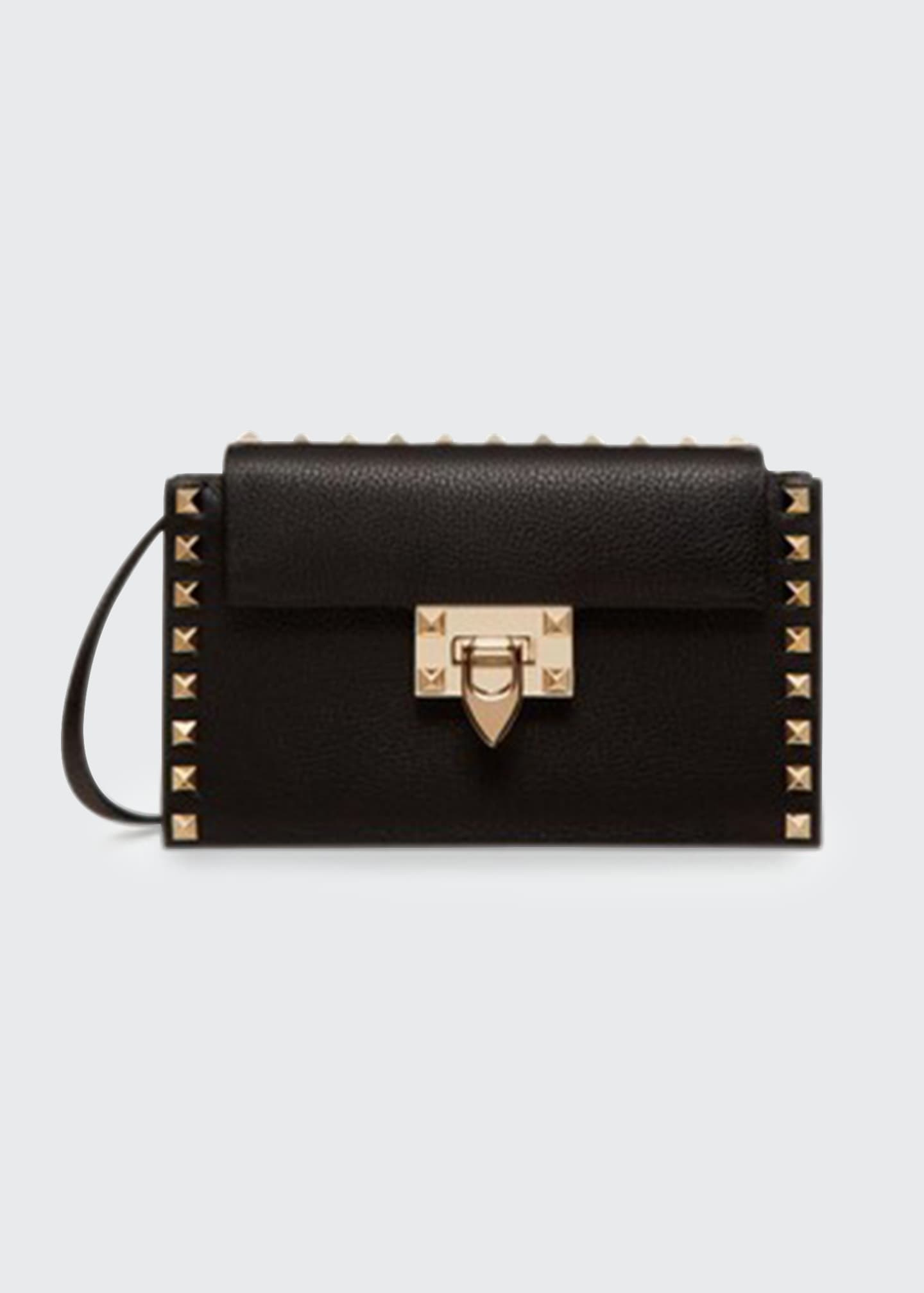 Image 1 of 1: Rockstud Small Shoulder Bag