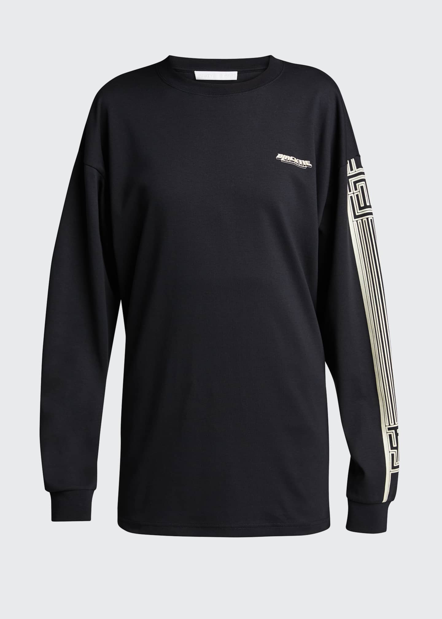 Image 5 of 5: Long-Sleeve Graphic T-Shirt