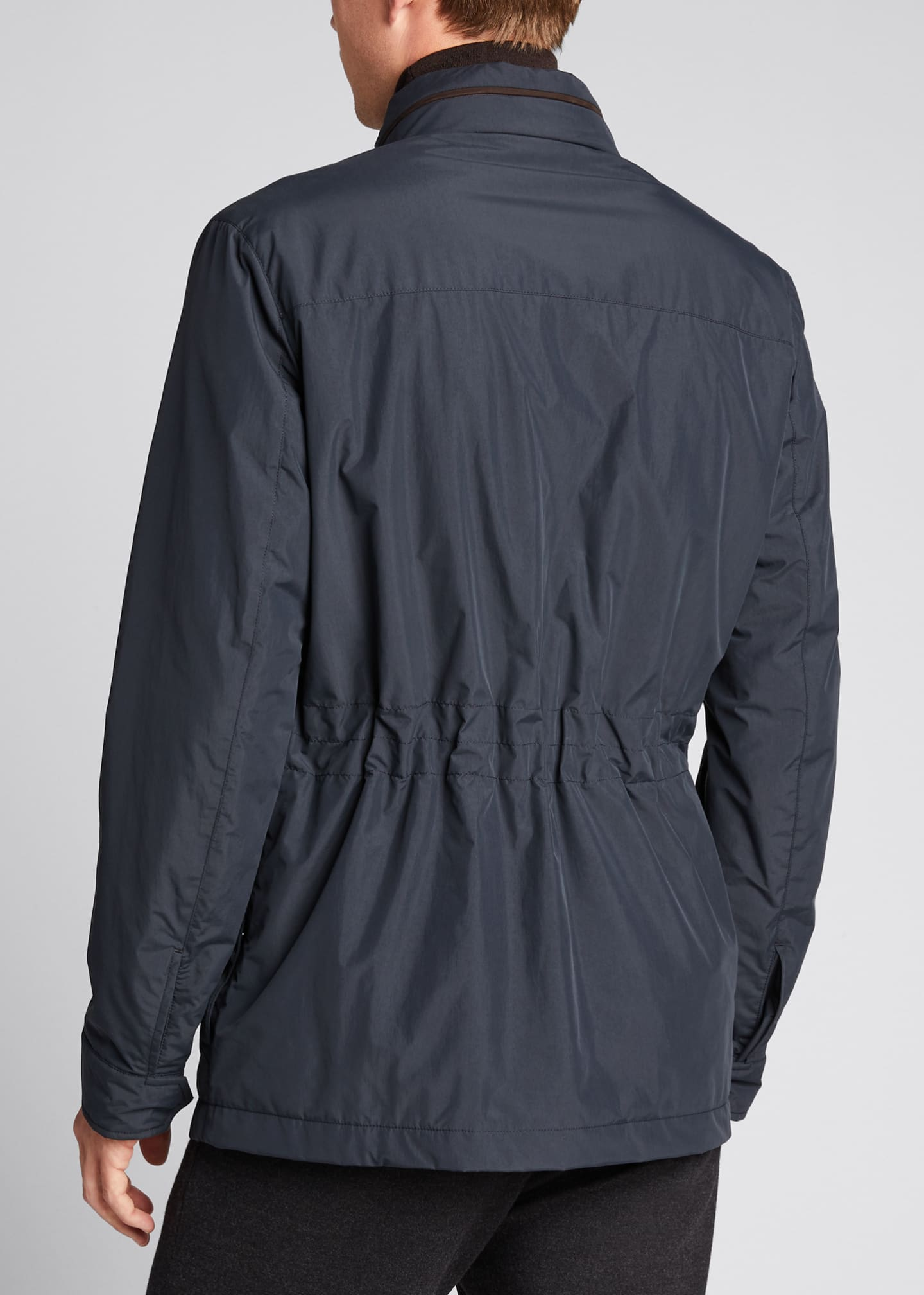 Image 2 of 5: Men's Stratos Nylon Field Jacket