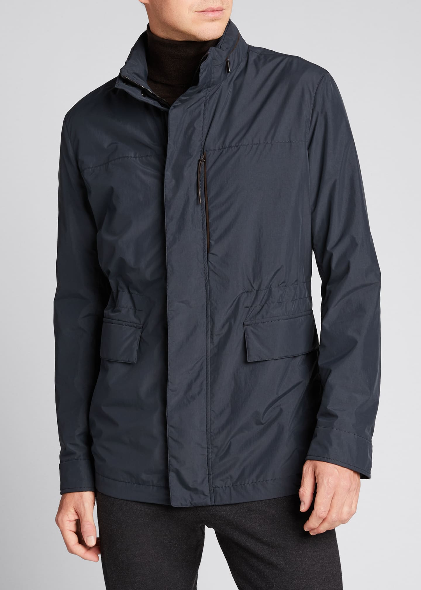 Image 3 of 5: Men's Stratos Nylon Field Jacket