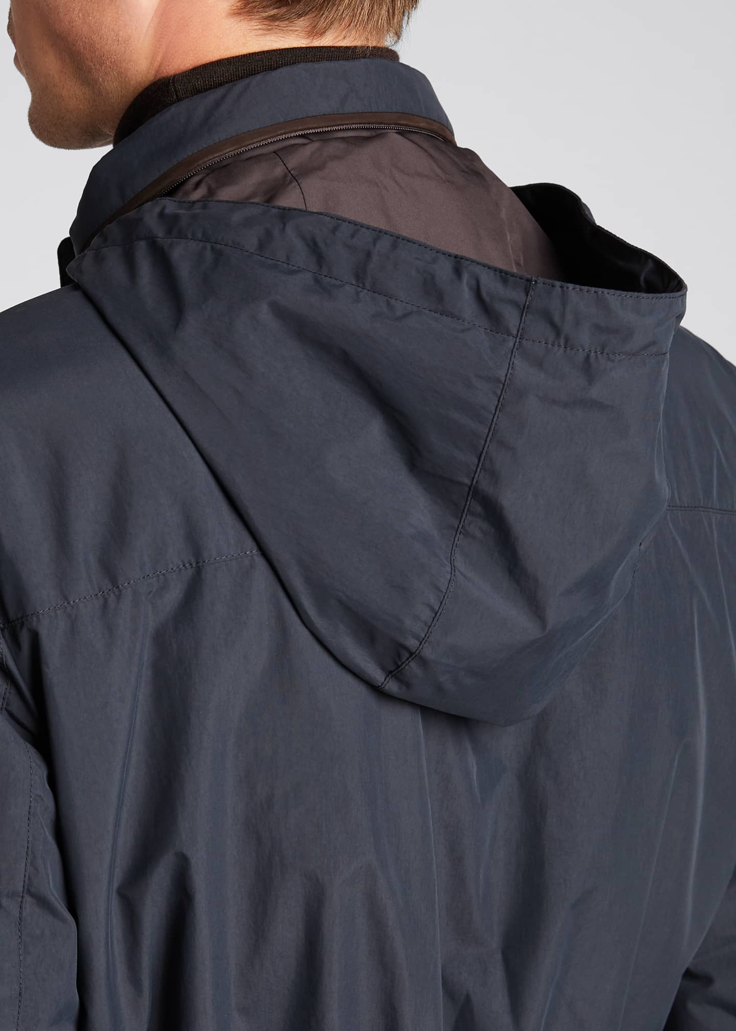 Image 4 of 5: Men's Stratos Nylon Field Jacket