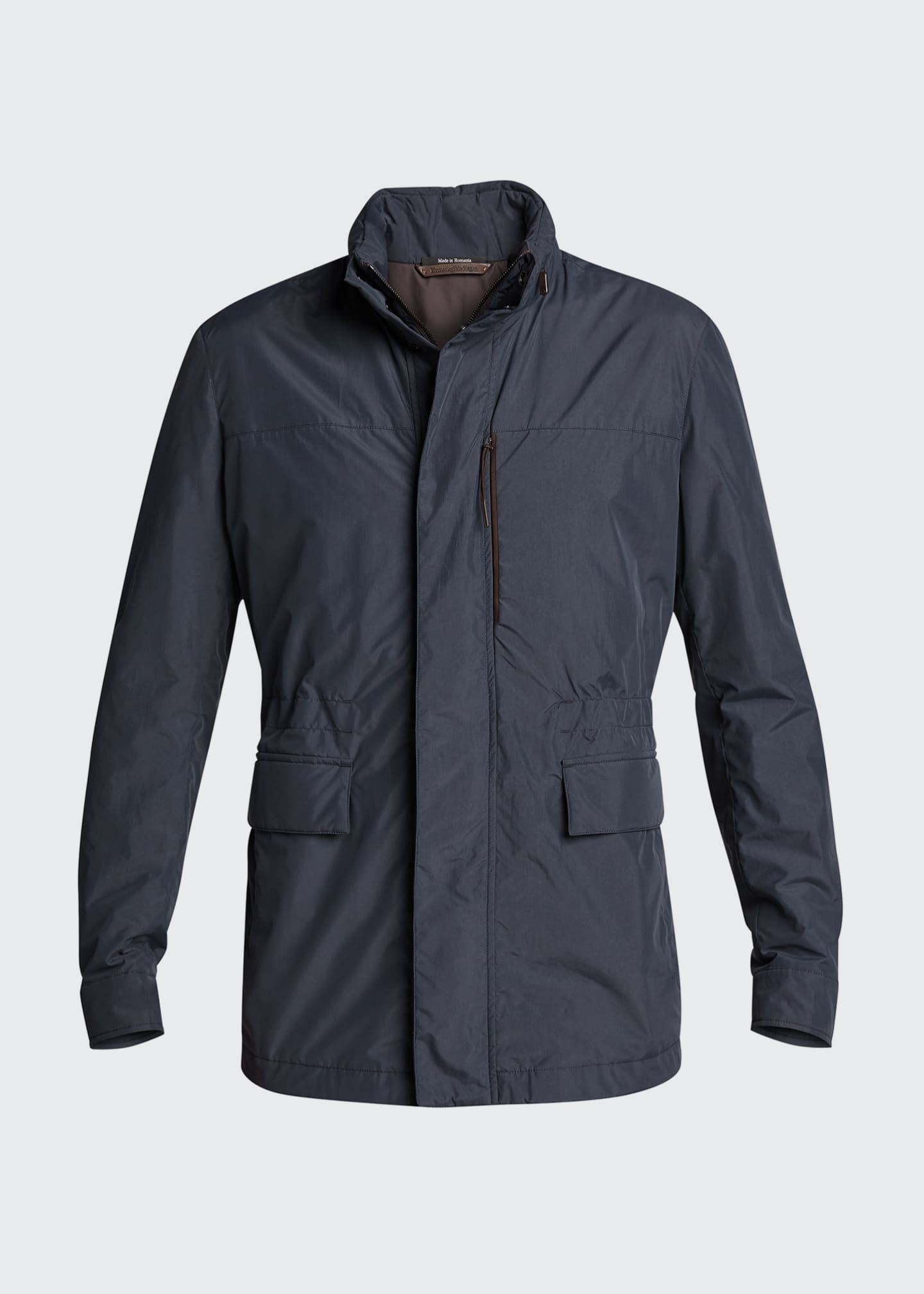 Image 5 of 5: Men's Stratos Nylon Field Jacket