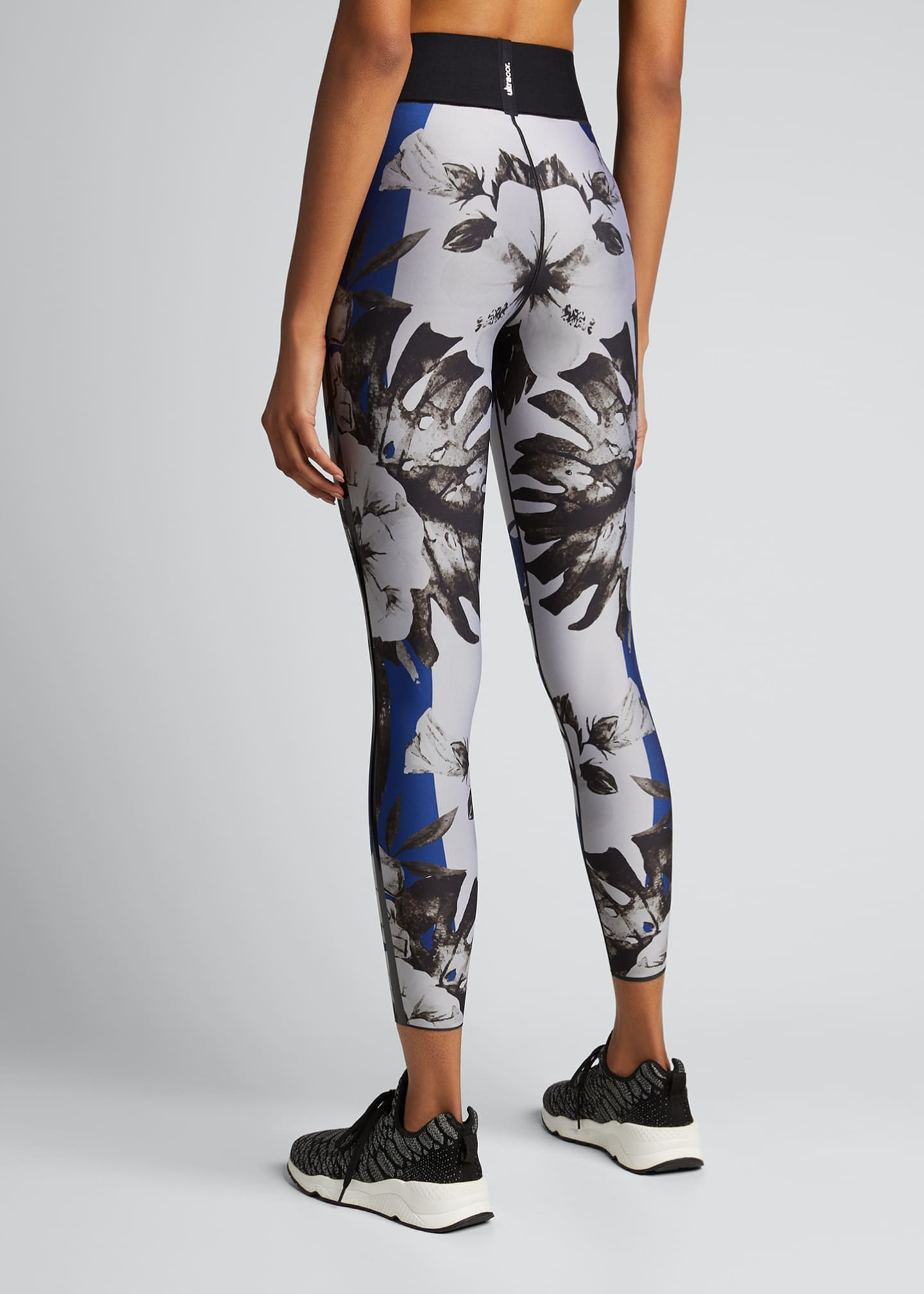 Image 2 of 5: Hibiscus Ultra High-Waist Leggings