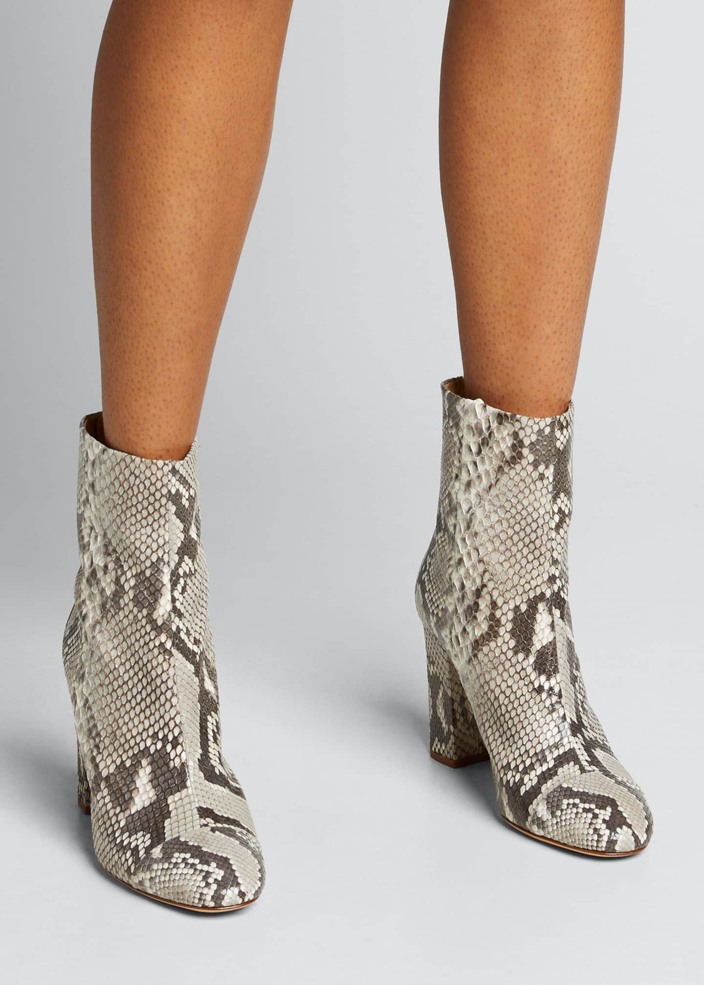 Image 2 of 5: Zanny Python Zip Booties