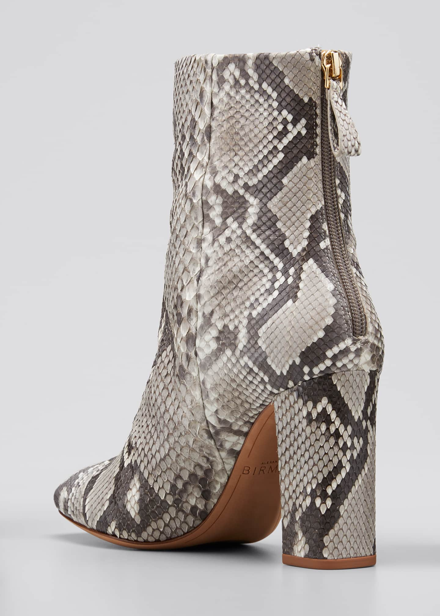 Image 4 of 5: Zanny Python Zip Booties