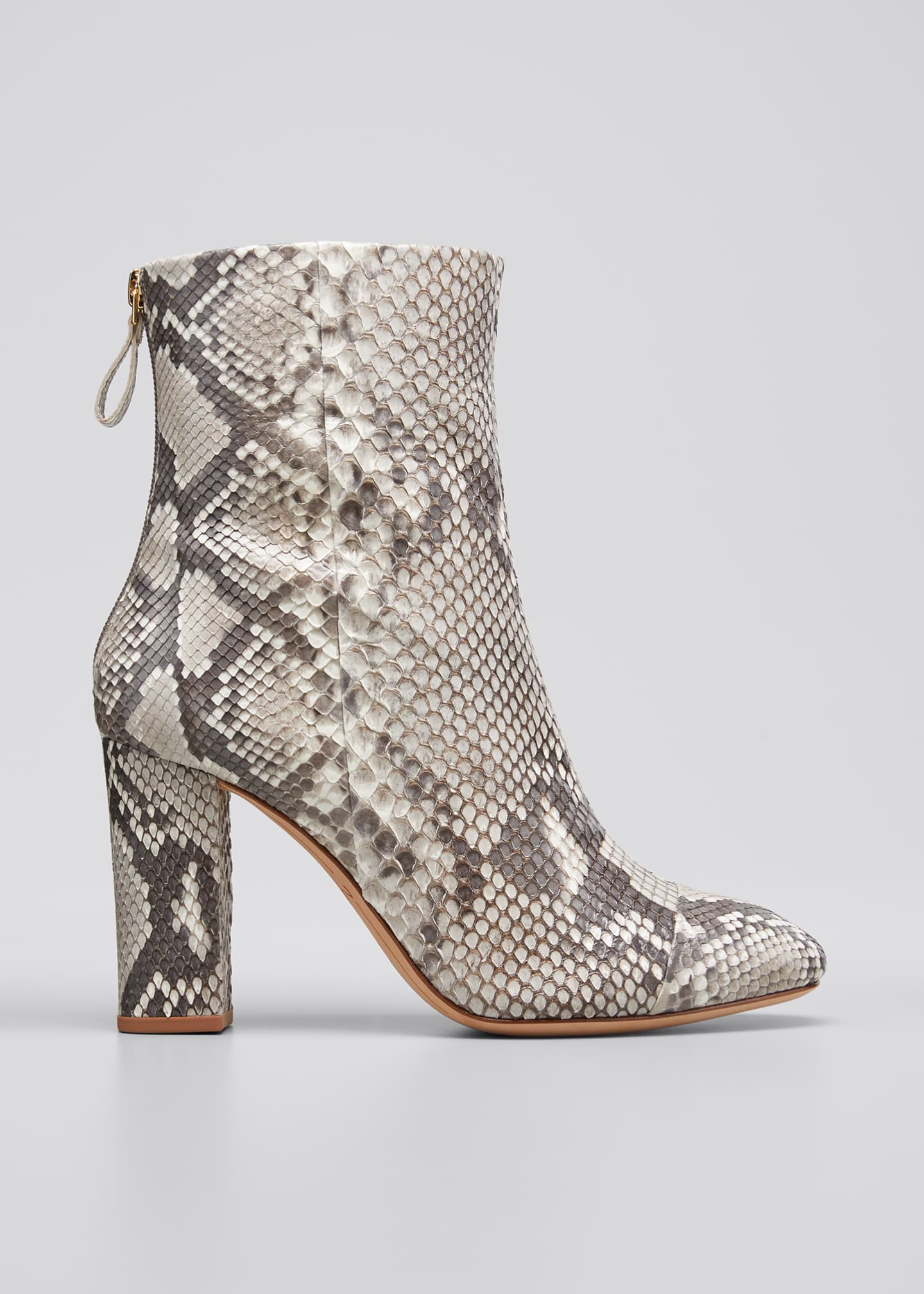 Image 1 of 5: Zanny Python Zip Booties