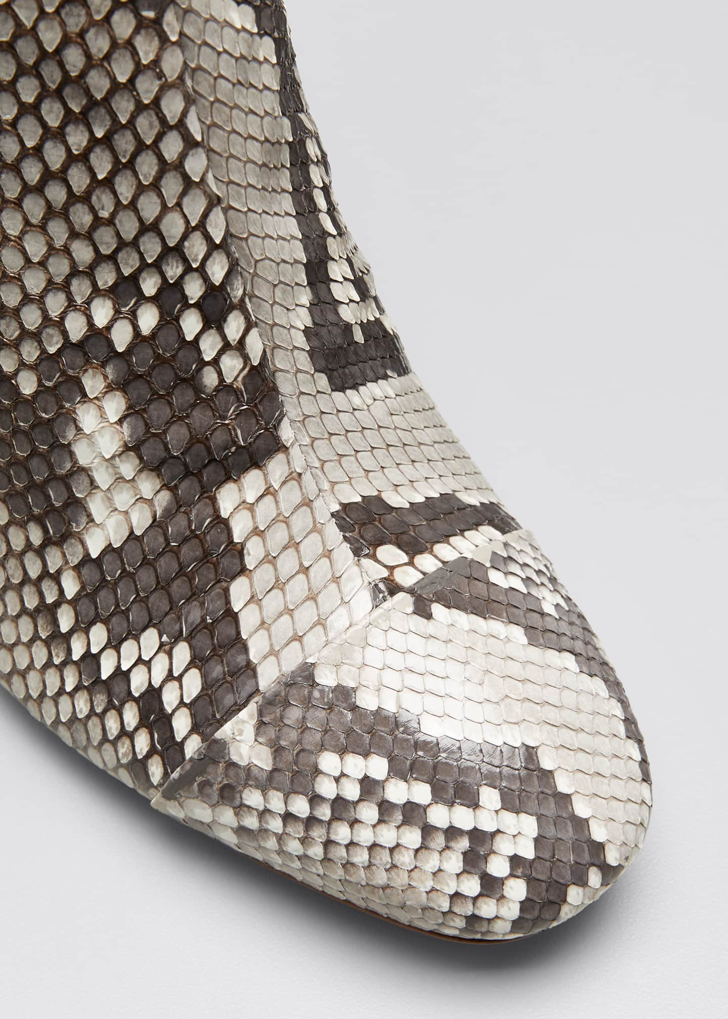 Image 5 of 5: Zanny Python Zip Booties