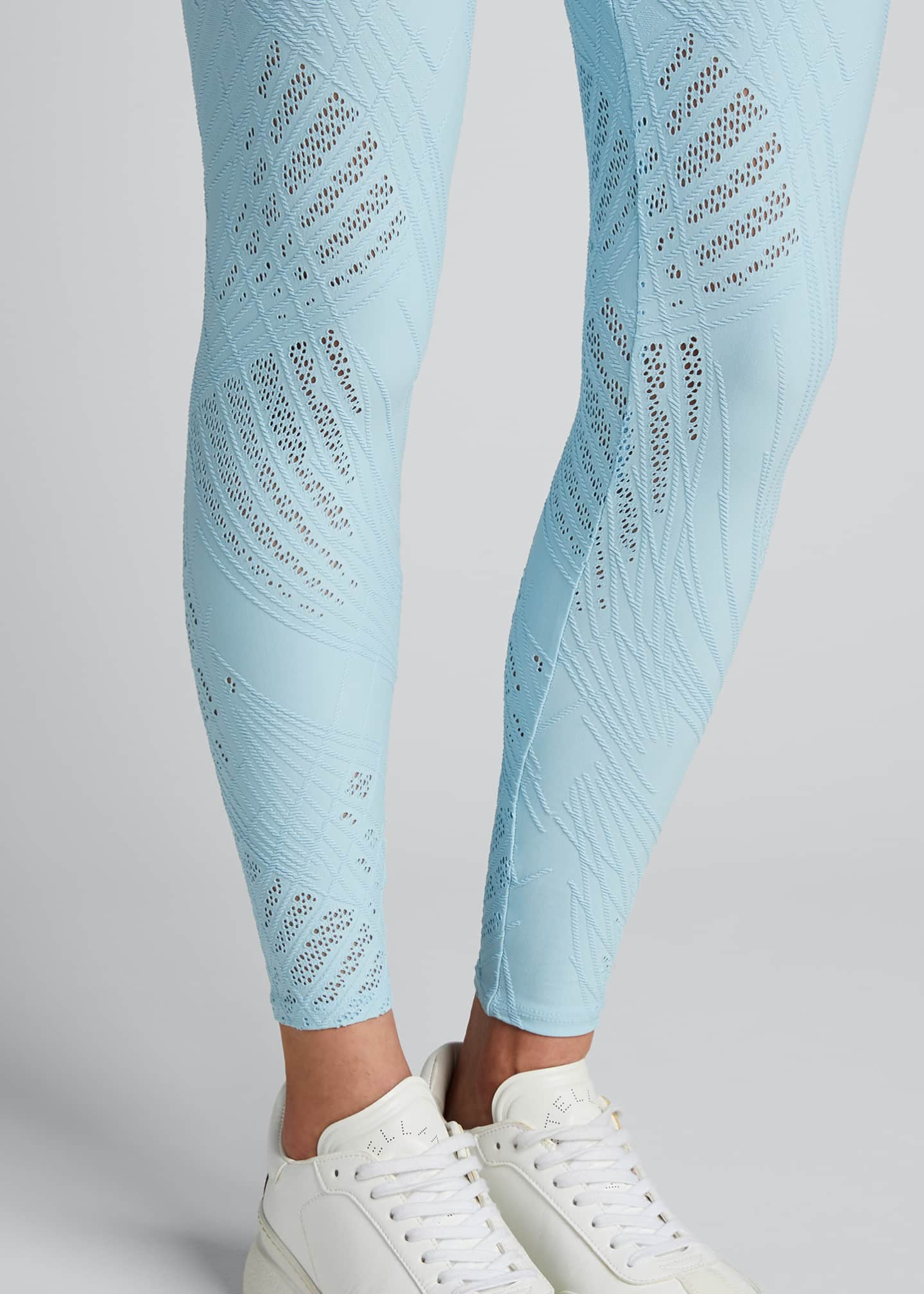Image 4 of 5: Selenite High-Rise Midi Leggings