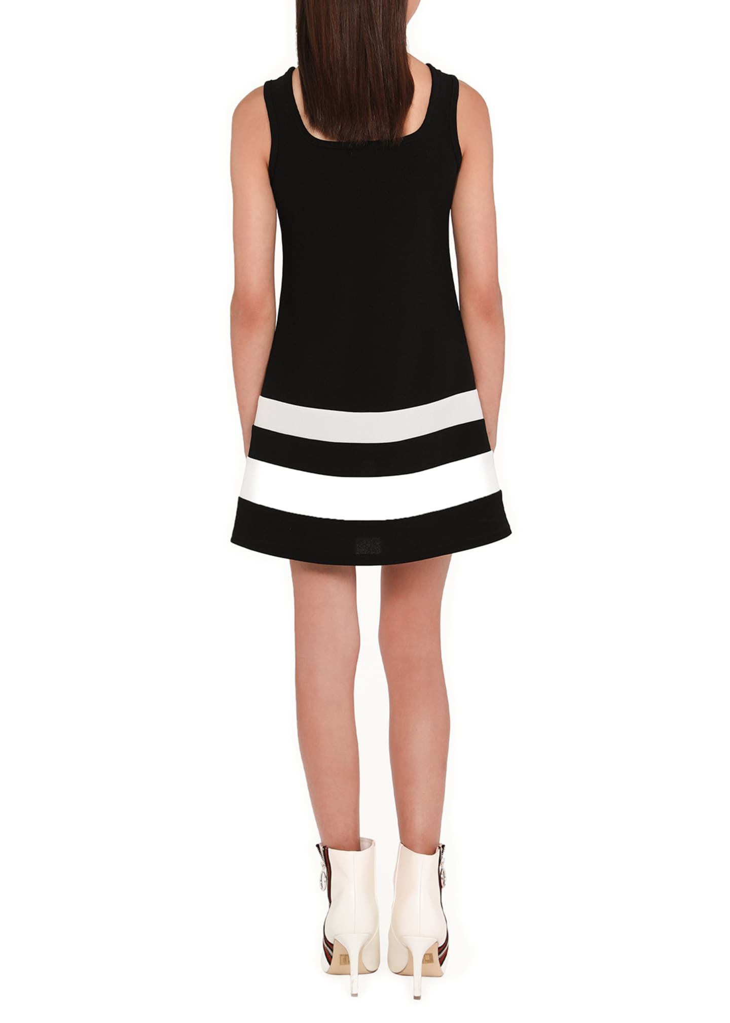 Image 2 of 2: The Austin Sleeveless Dress, Size S-XL
