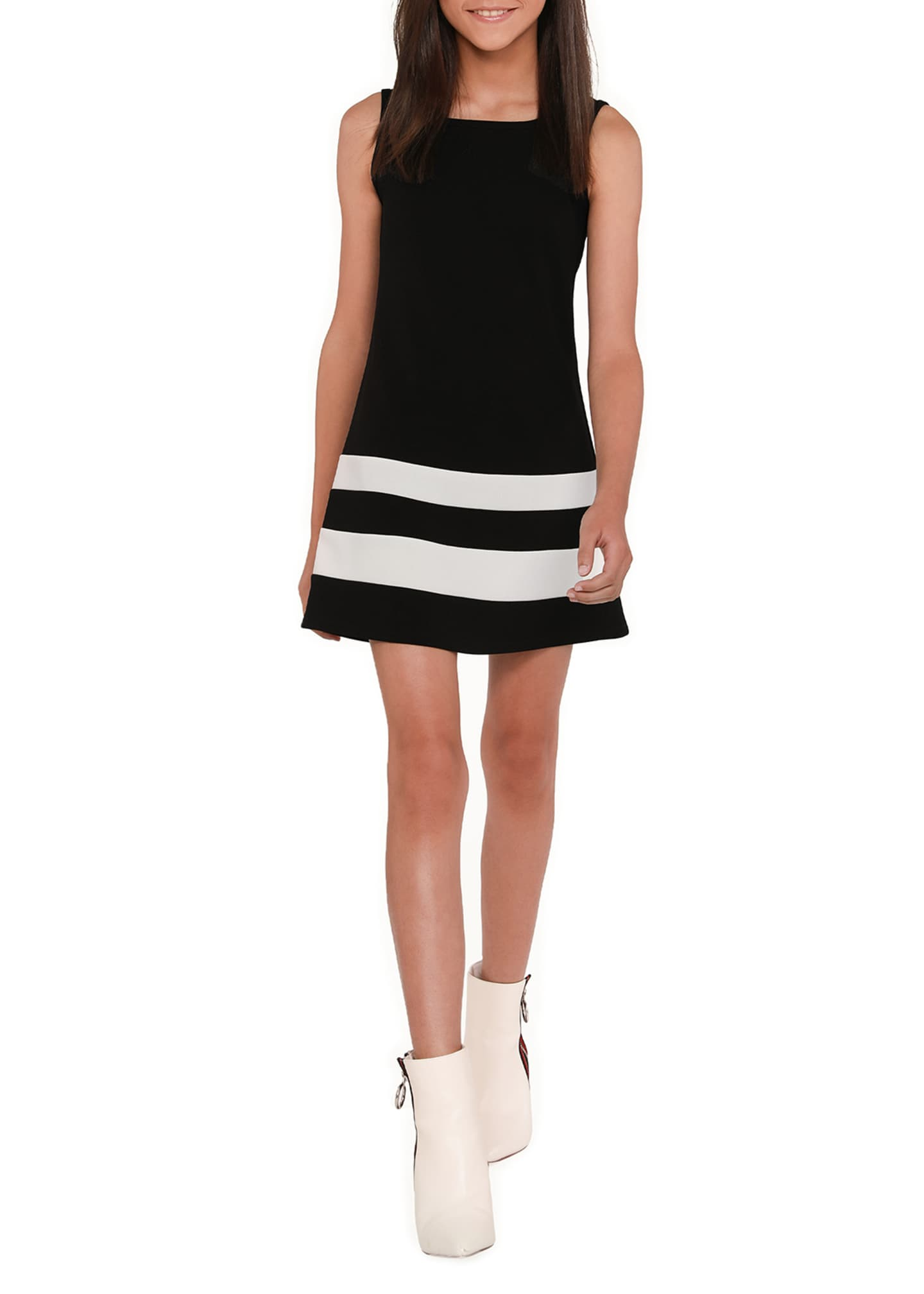 Image 1 of 2: The Austin Sleeveless Dress, Size S-XL
