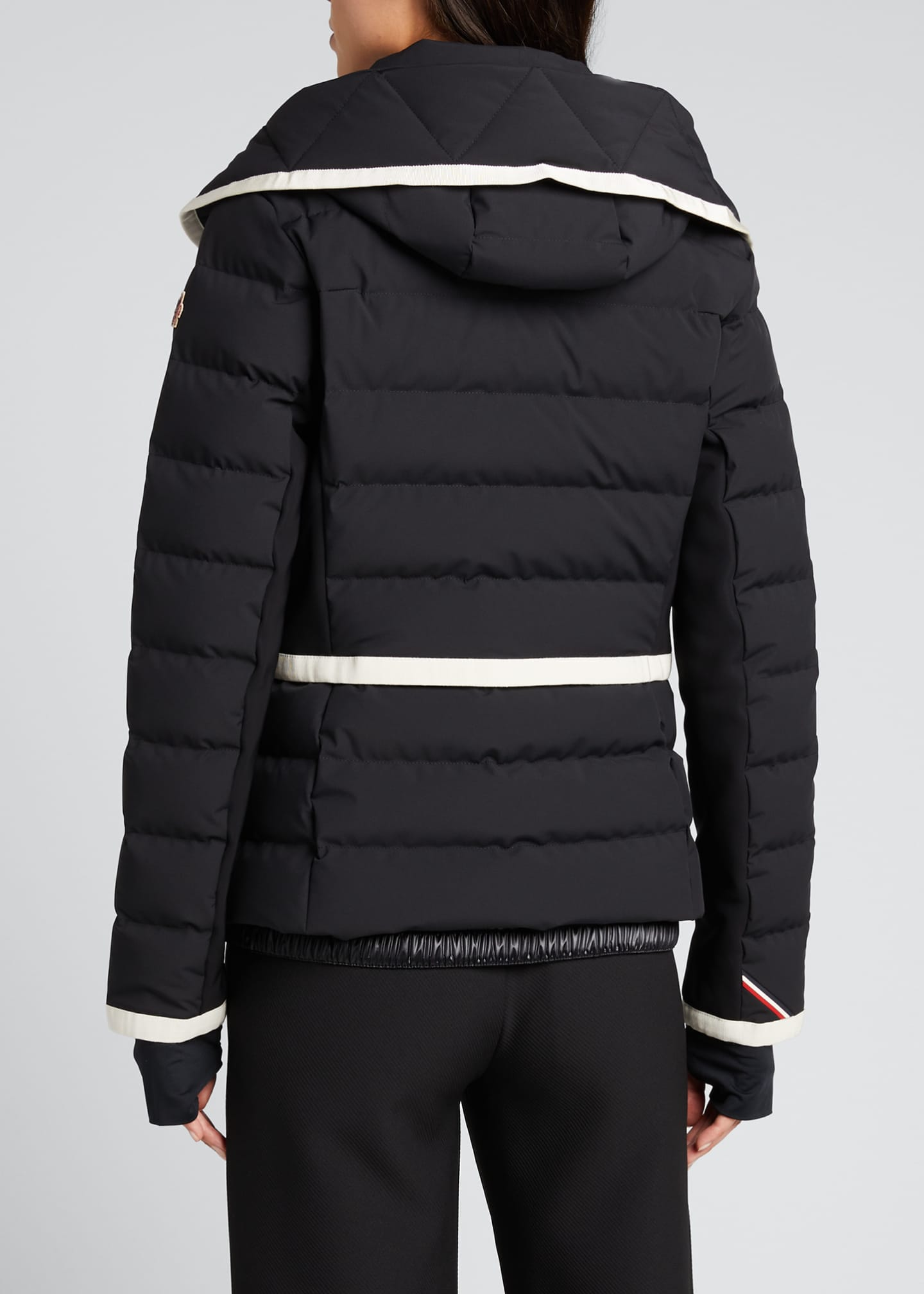 Image 2 of 5: Lamoura Fitted Down Ski Jacket
