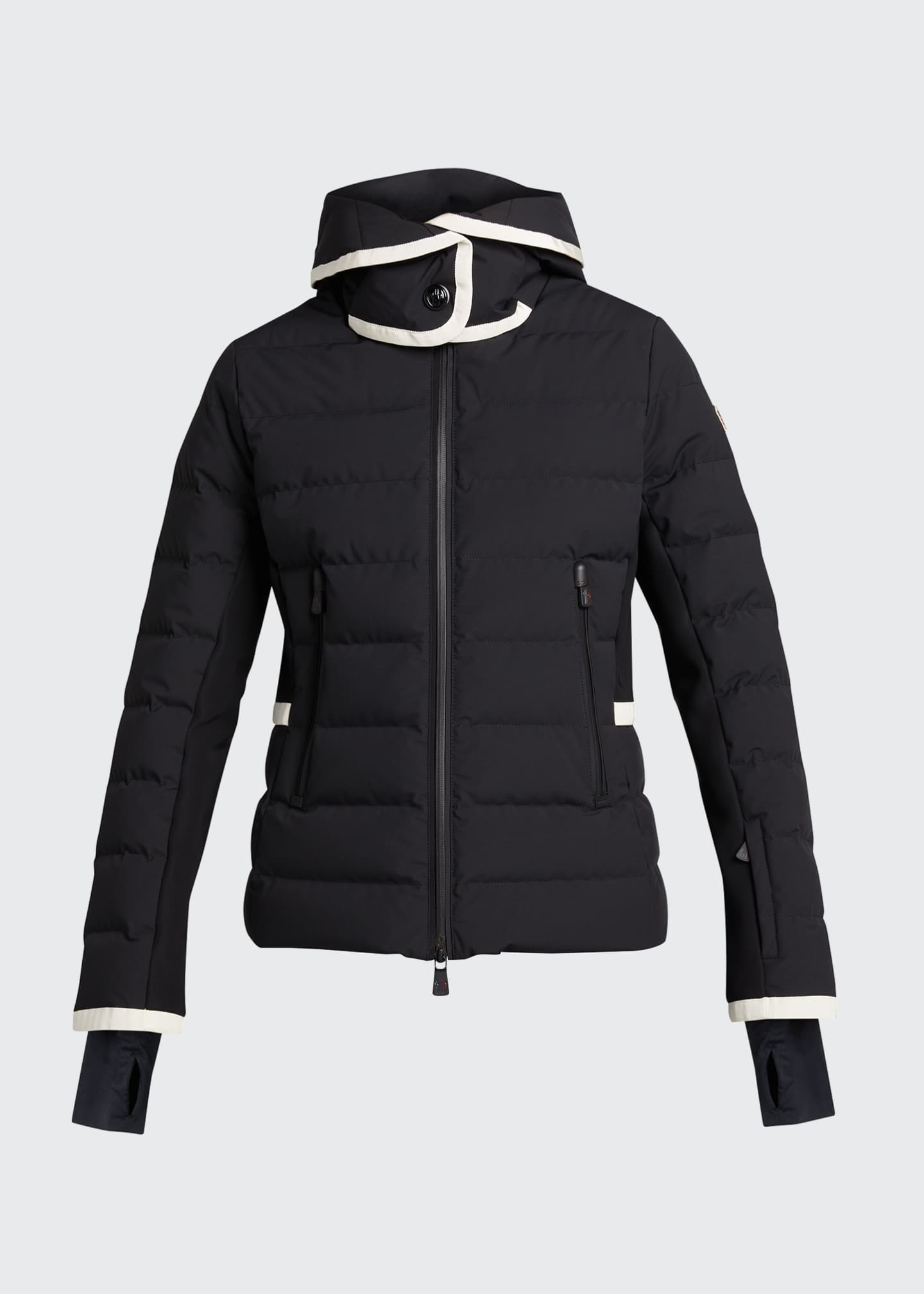Image 5 of 5: Lamoura Fitted Down Ski Jacket
